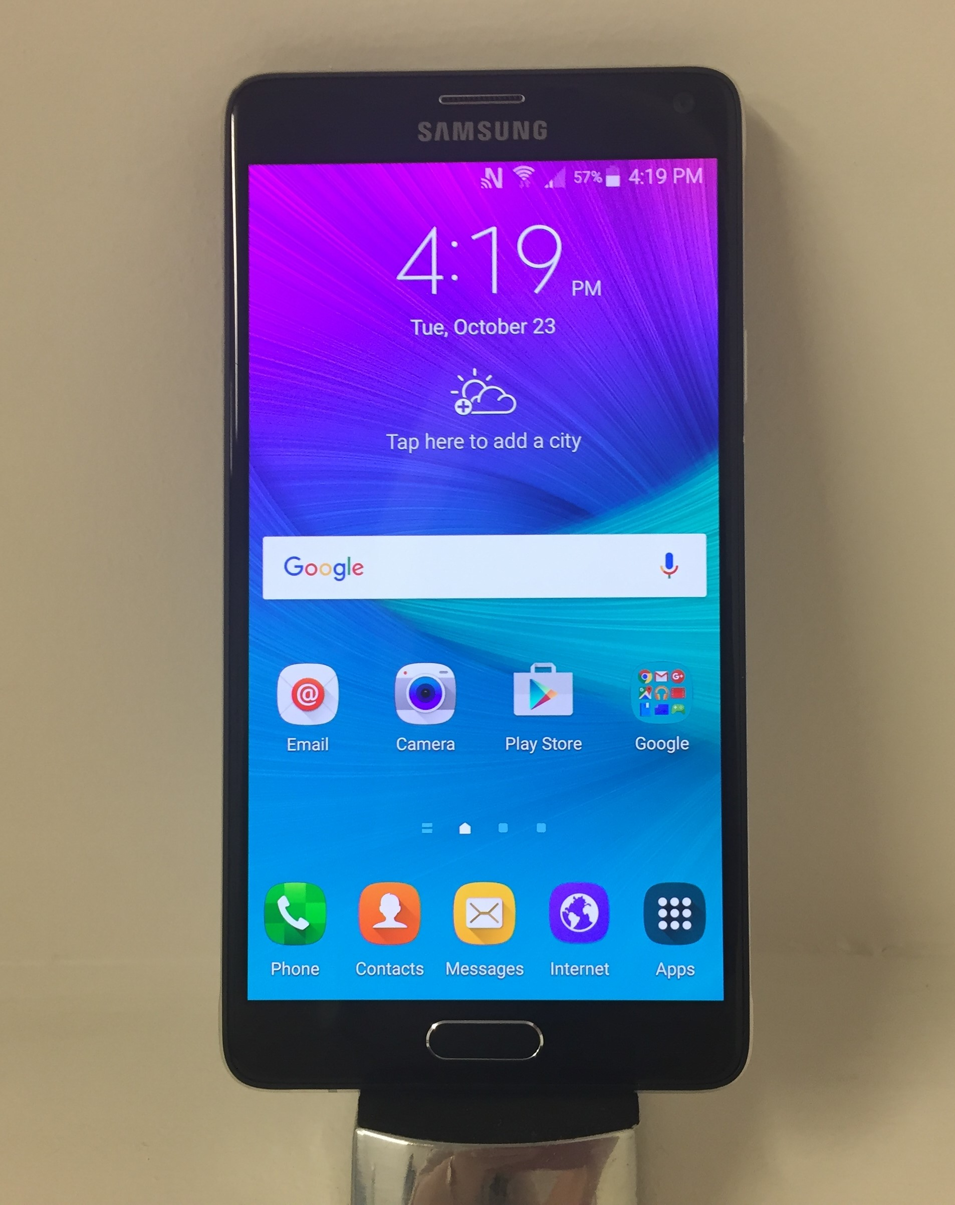 Samsung Galaxy Note 4 No 3