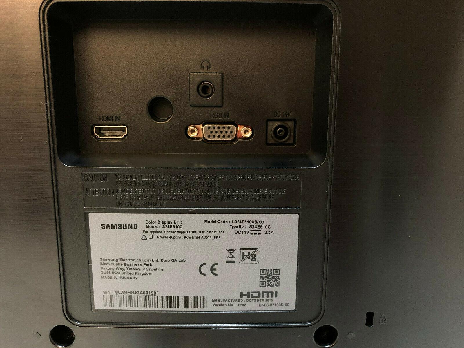 Samsung S24E510c No 6