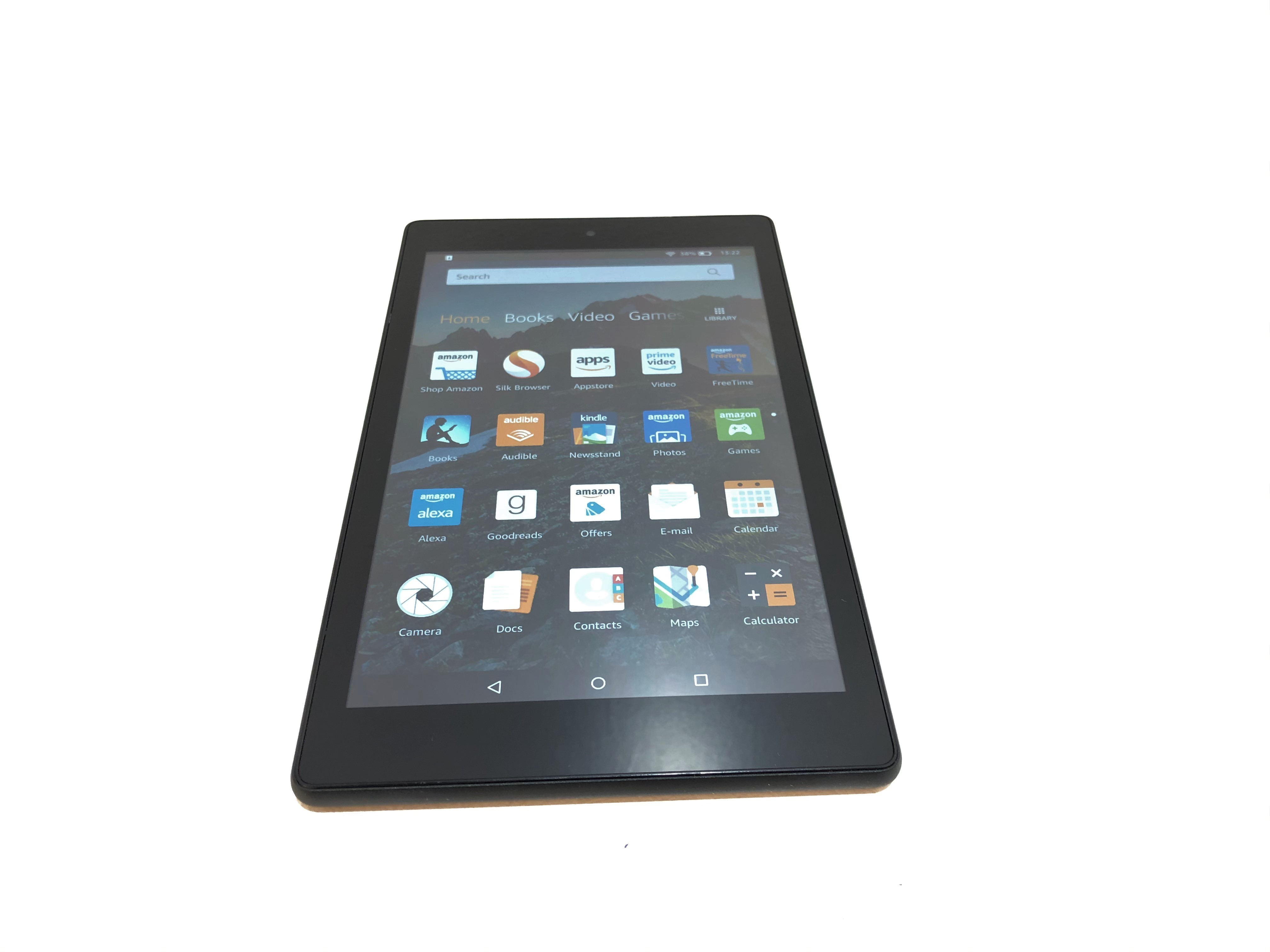 Amazon Fire HD 8 No 3