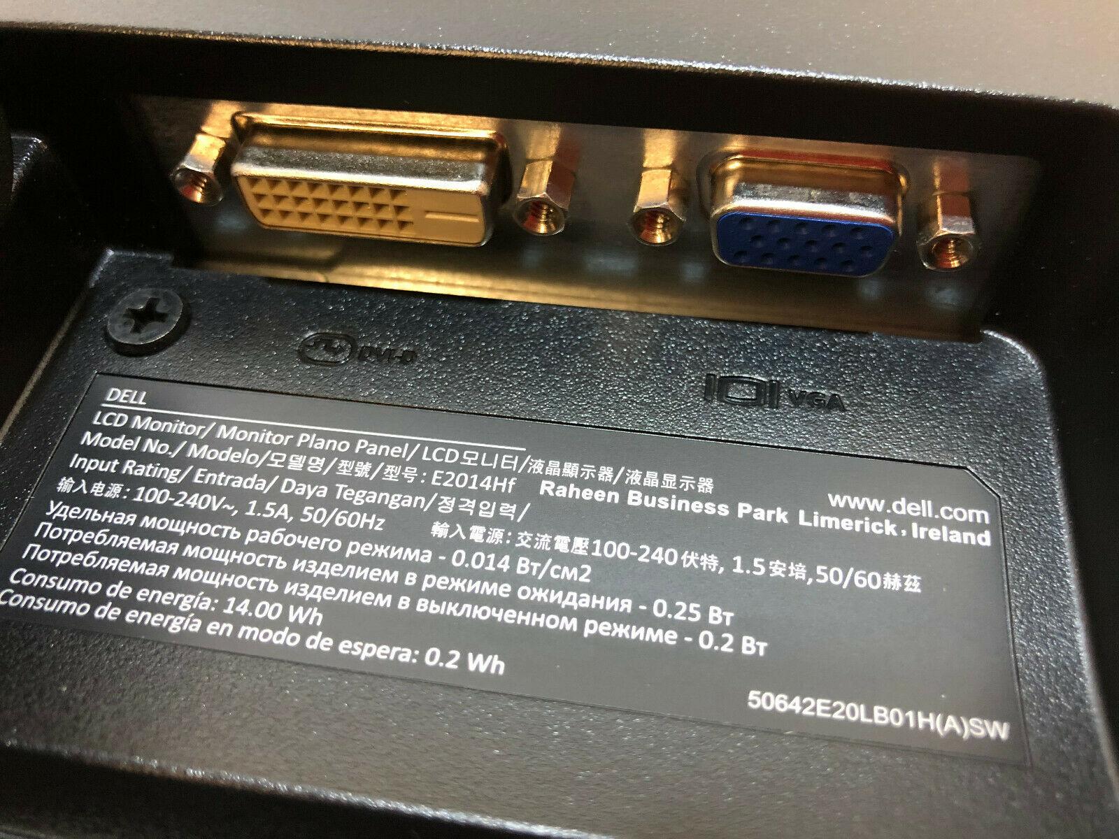Dell E2014Hf No 3