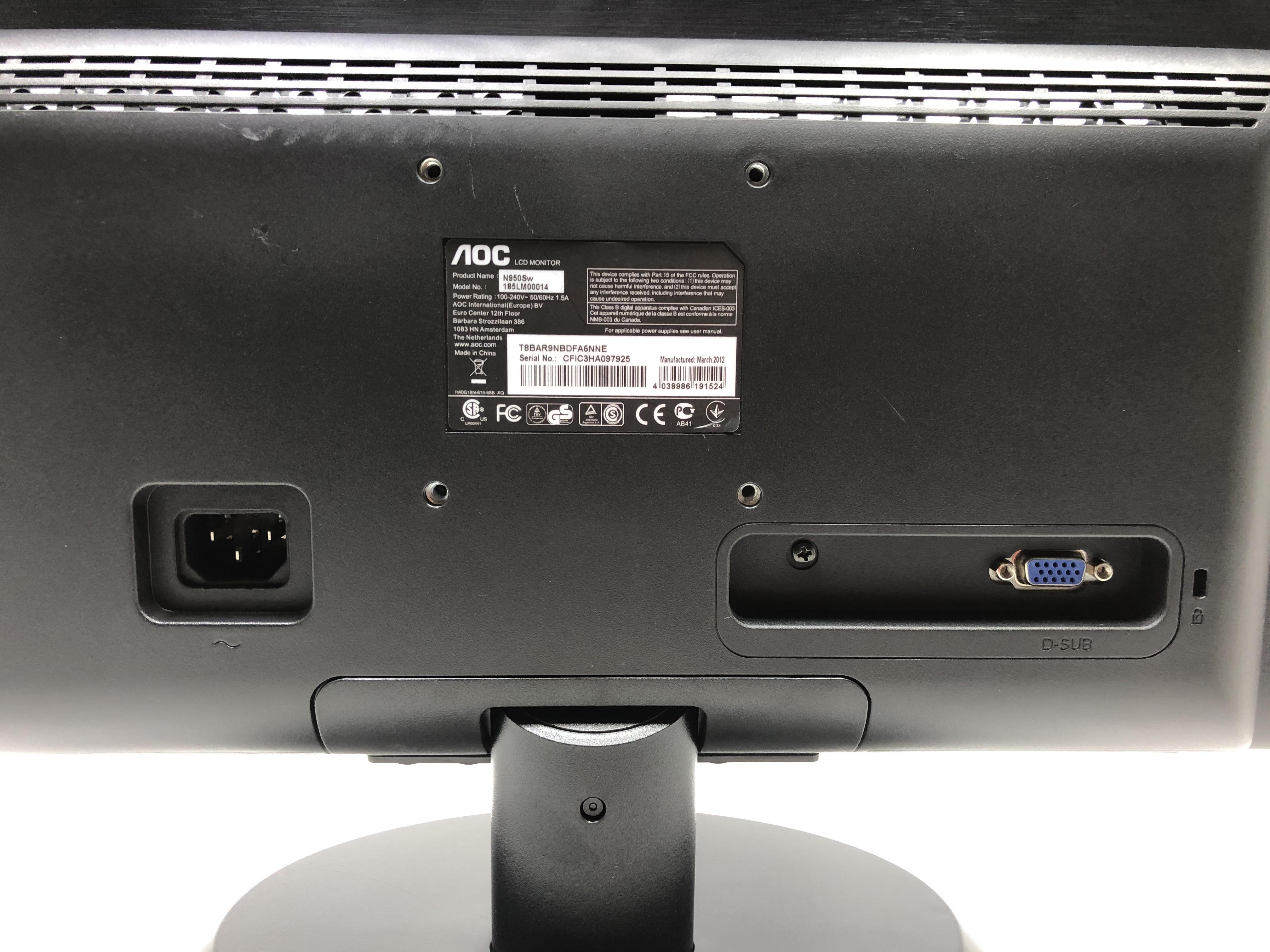 AOC N950sw No 5