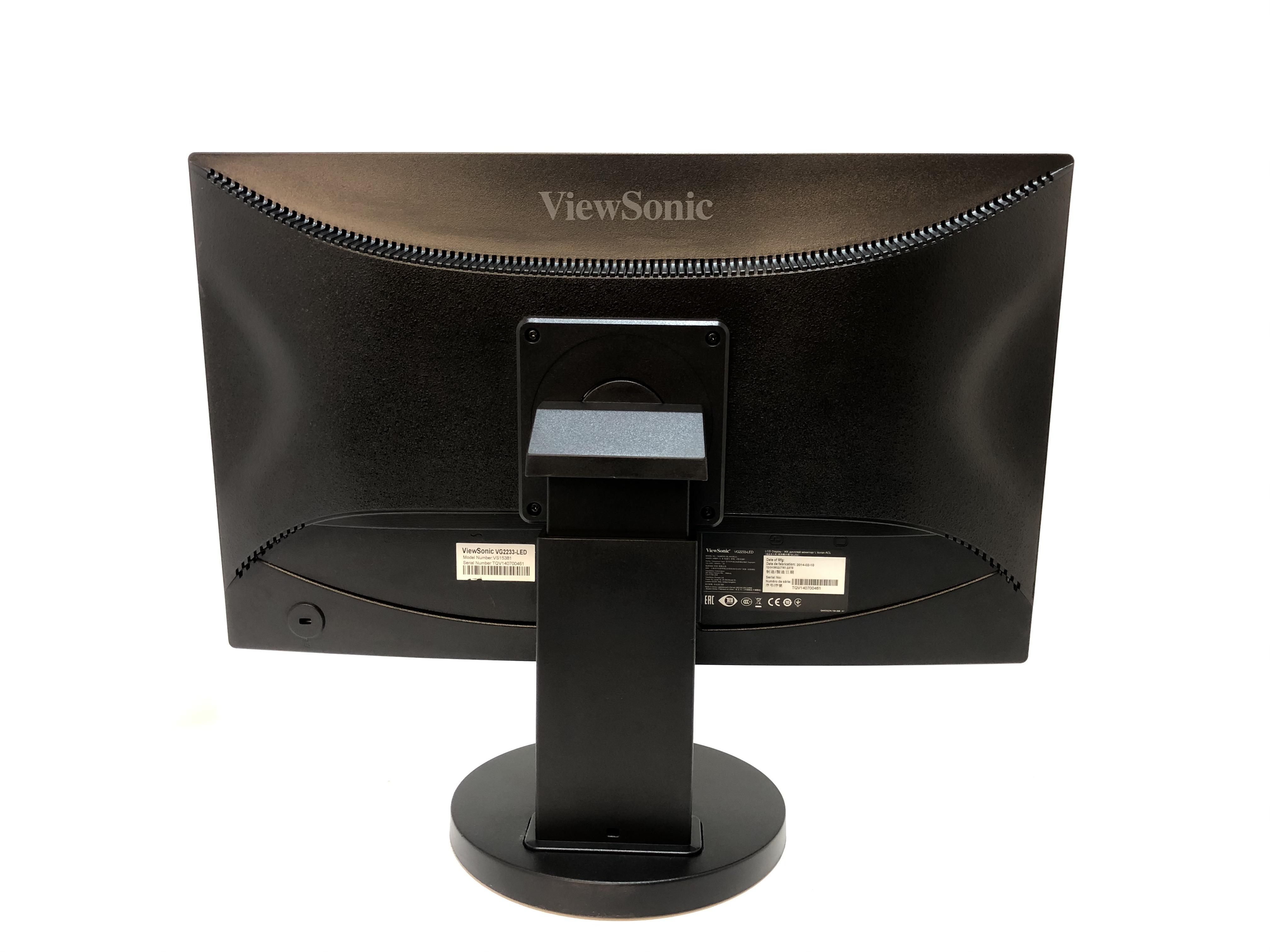 Viewsonic VG2233 No 5