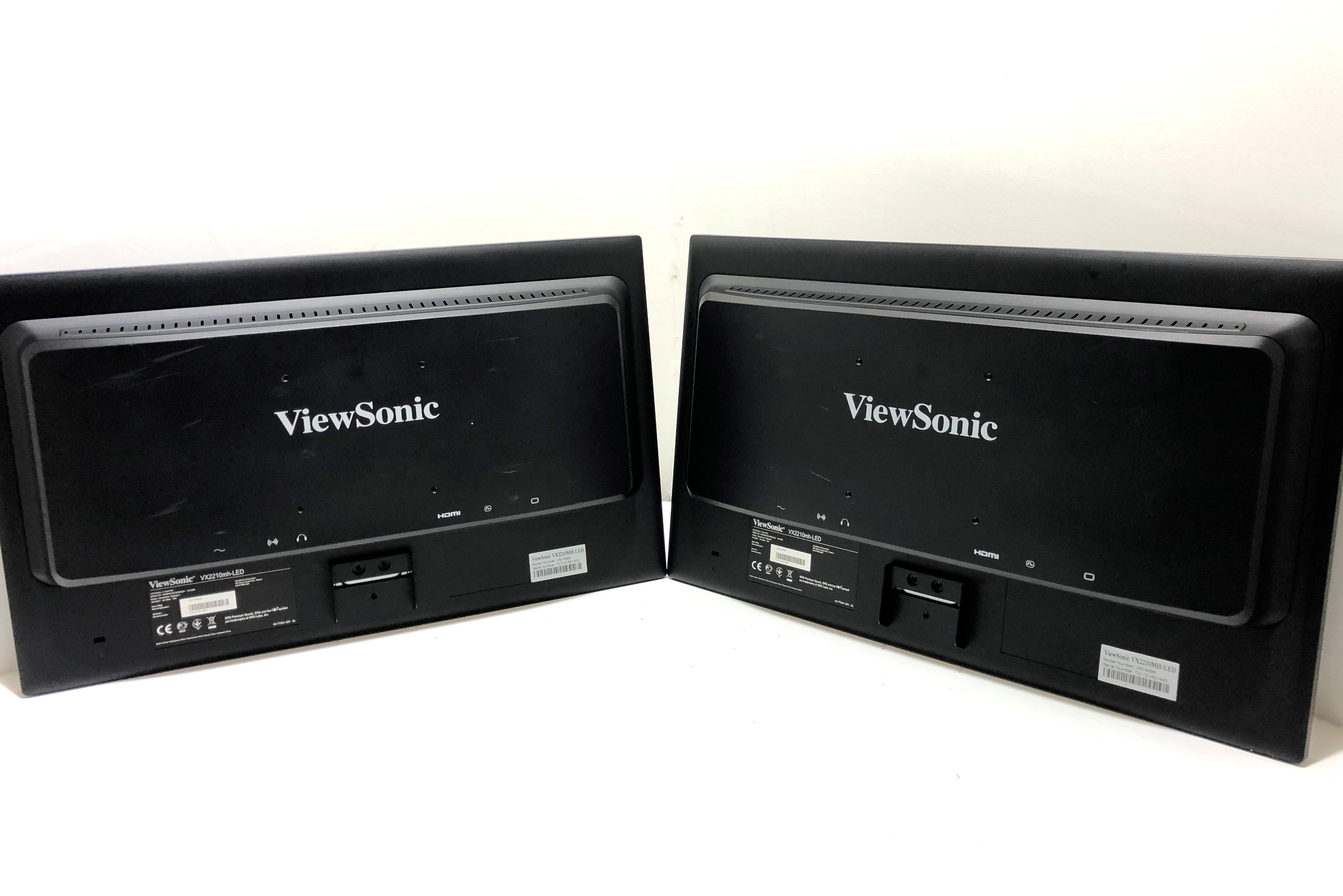 Viewsonic VX2210MH-LED No 2