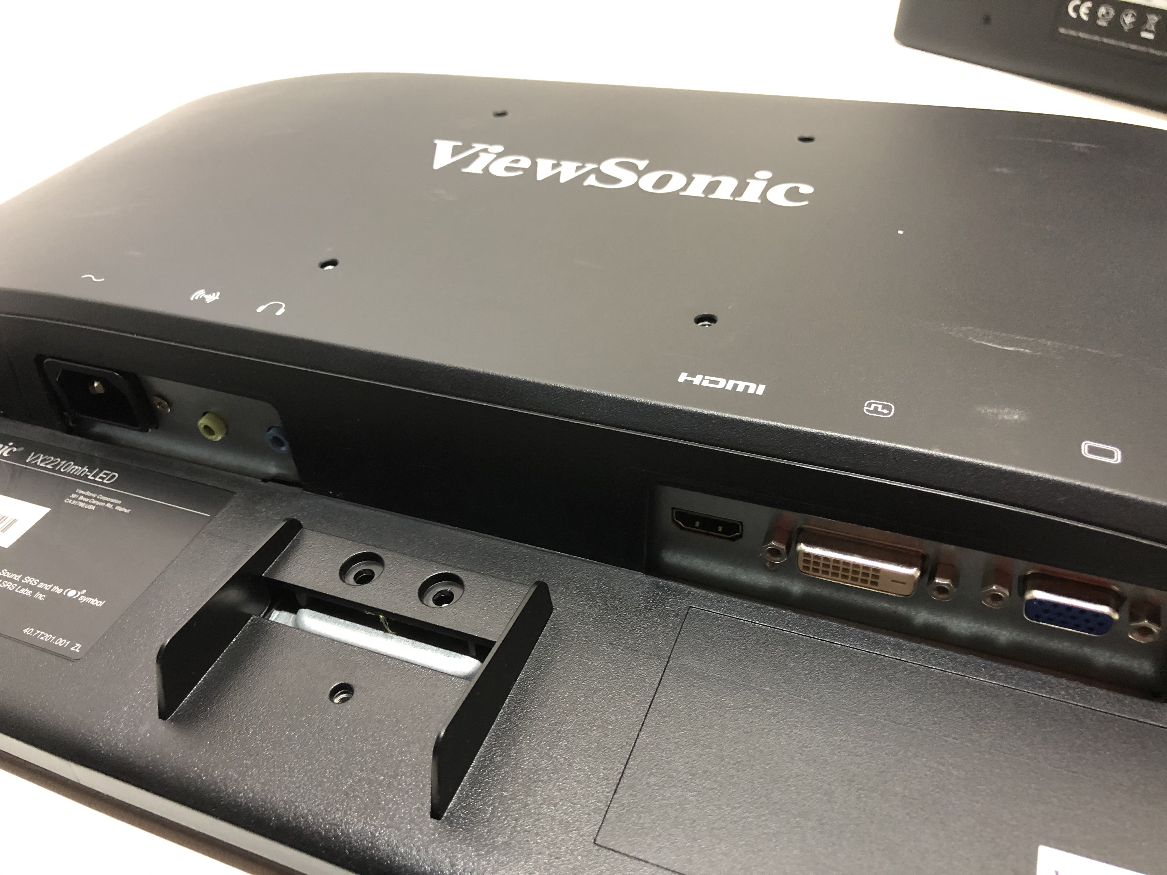 Viewsonic VX2210MH-LED No 5