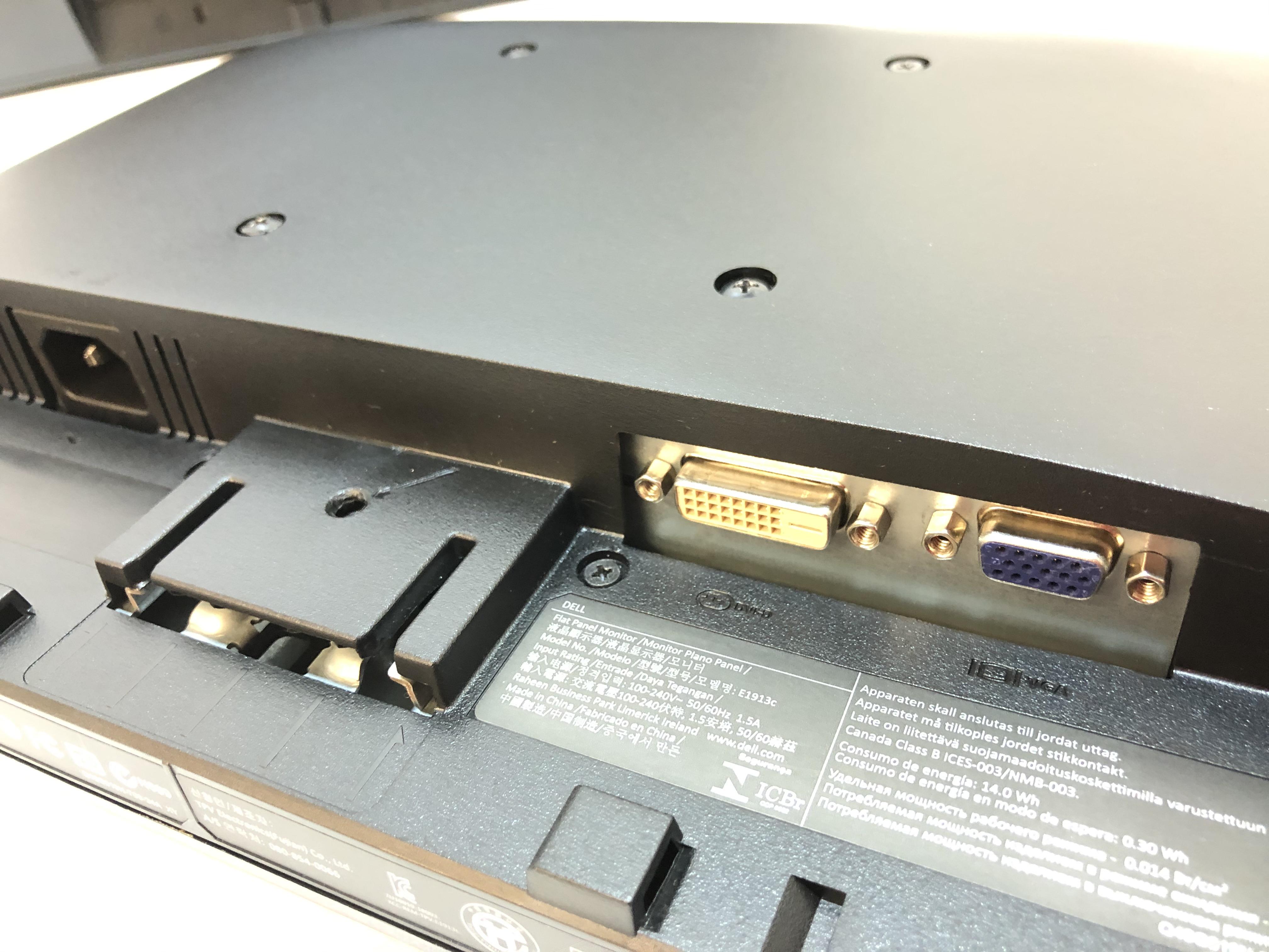 Dell E1913C No 3