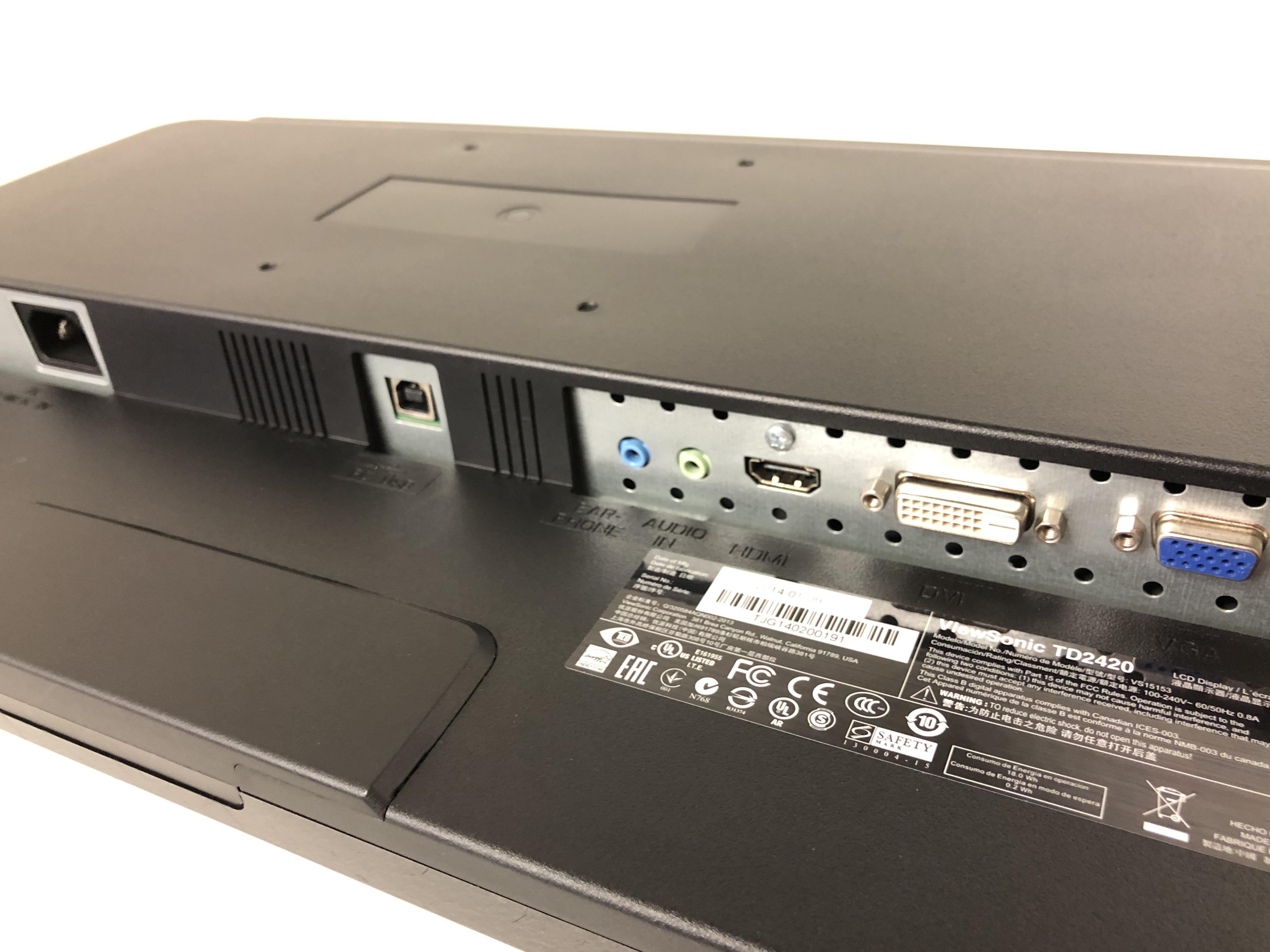 Viewsonic TD2420 No 5