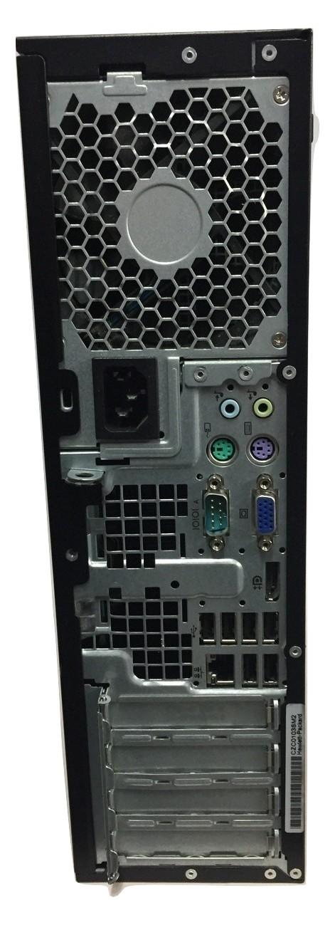 HP Compaq 8000 No 4