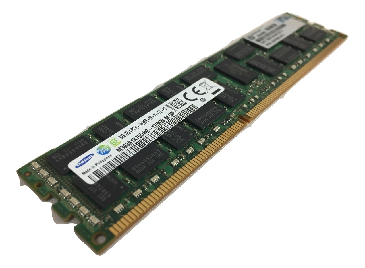 Samsung 8GB - PCL3 - DDR 3 - 10600R 240 Pin No 2