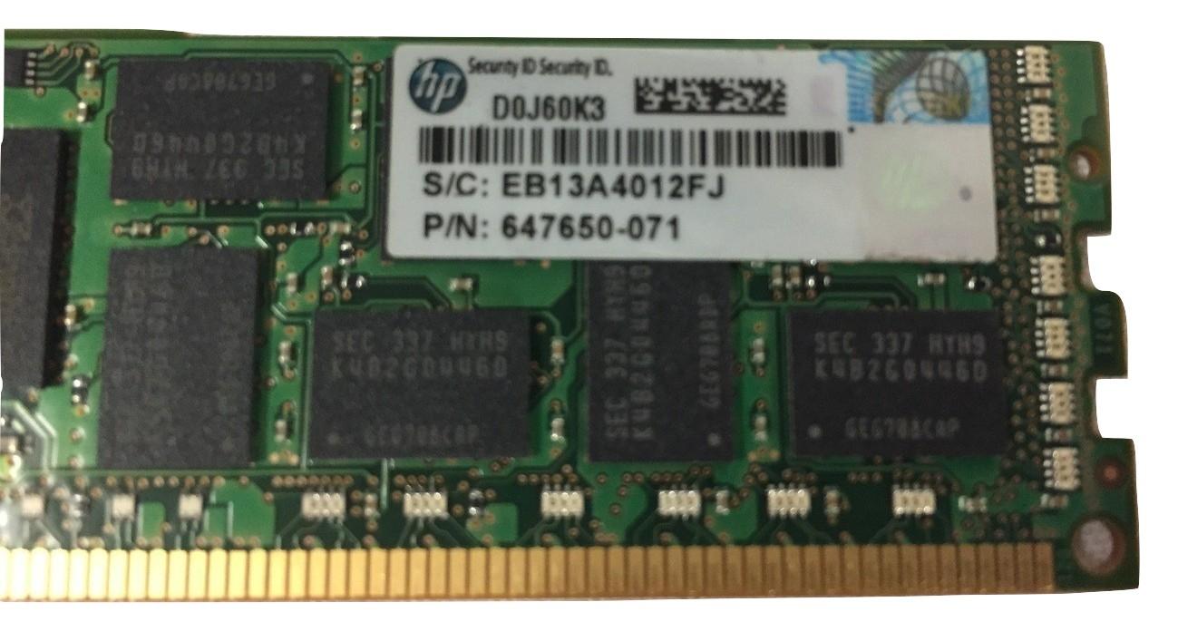 Samsung 8GB - PCL3 - DDR 3 - 10600R 240 Pin No 4