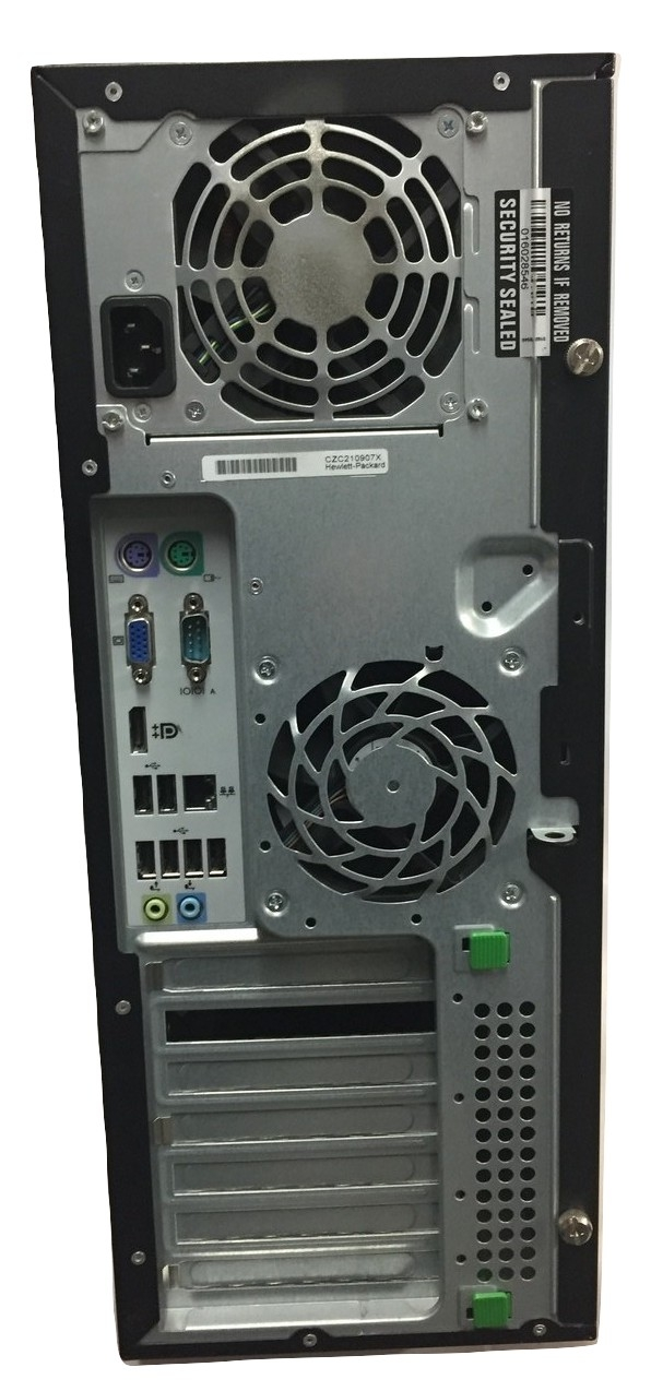 HP Compaq 8200 Elite No 5