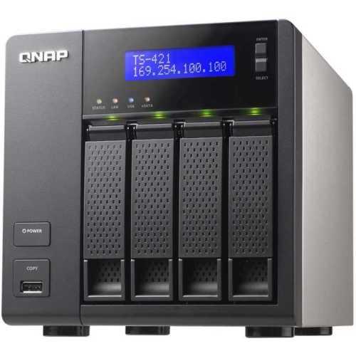 QNAP-TS-421 - 133128