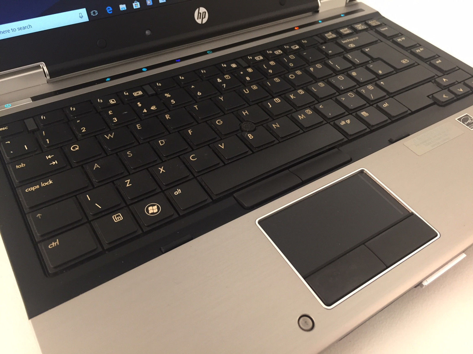 HP Elitebook 8440p No 2