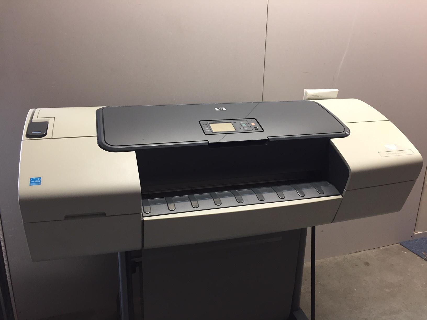 HP-Designjet-T610 - 134465