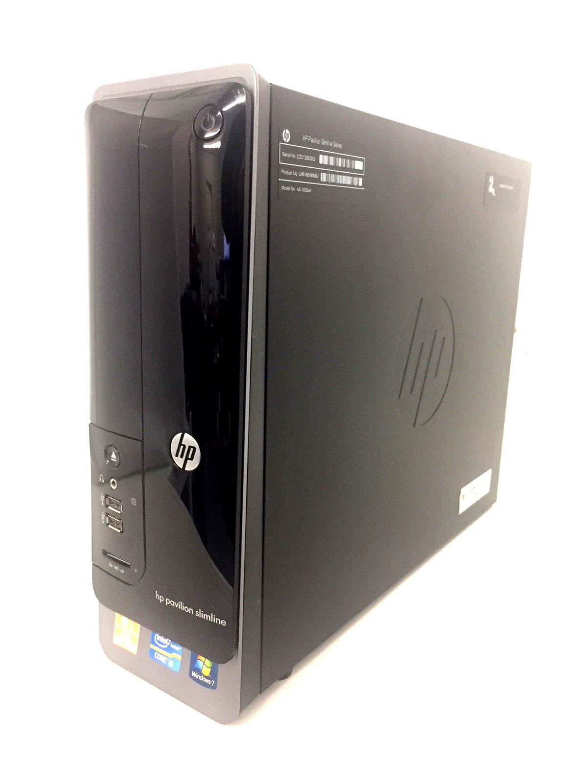 HP Pavillion S5-1020uk SFF No 2