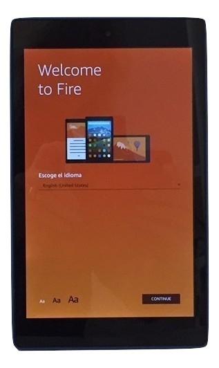 Amazon Fire HD 8 No 2