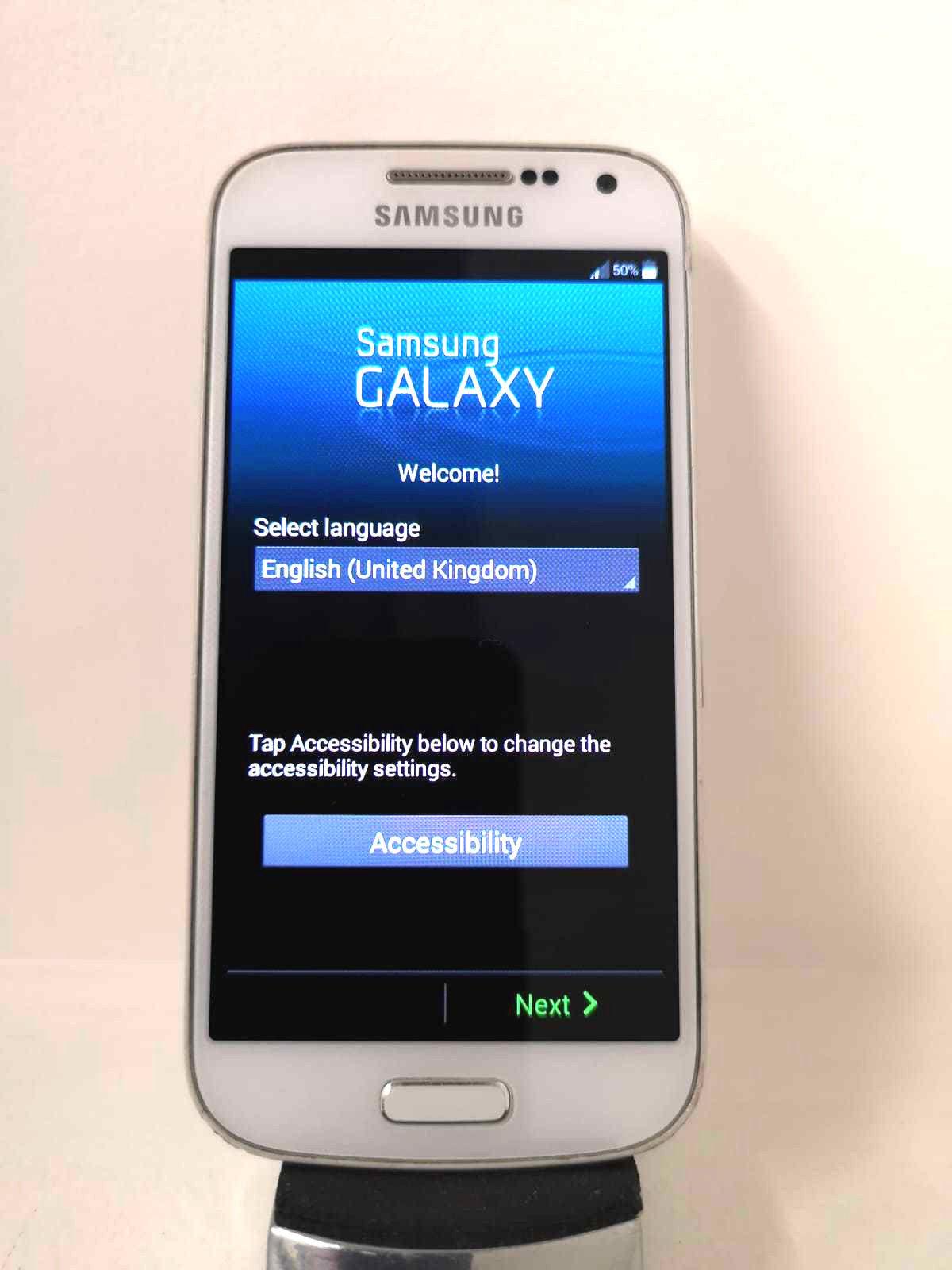 Galaxy S4 Mini No 2