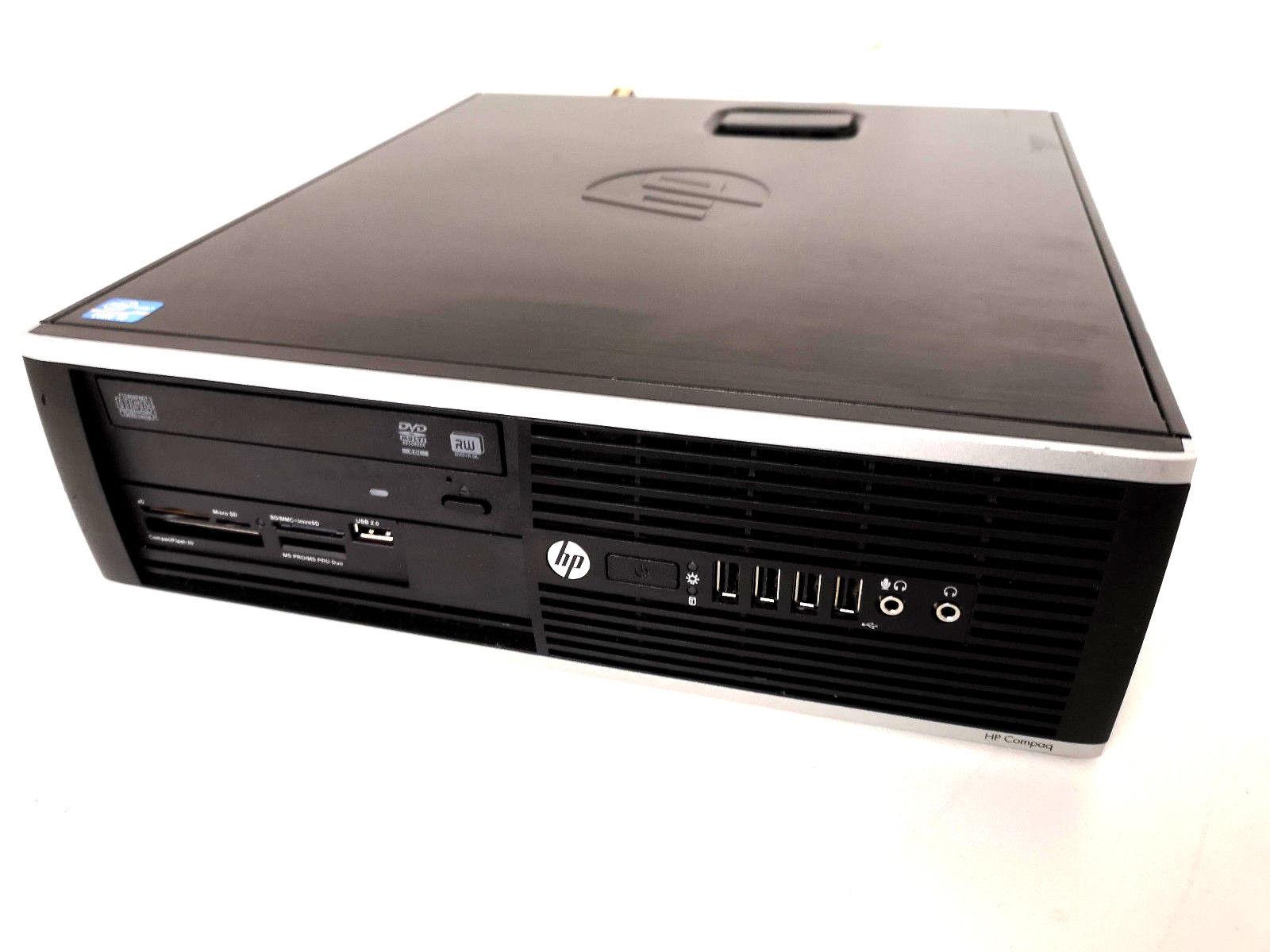 HP Compaq 6300 Pro SFF No 2