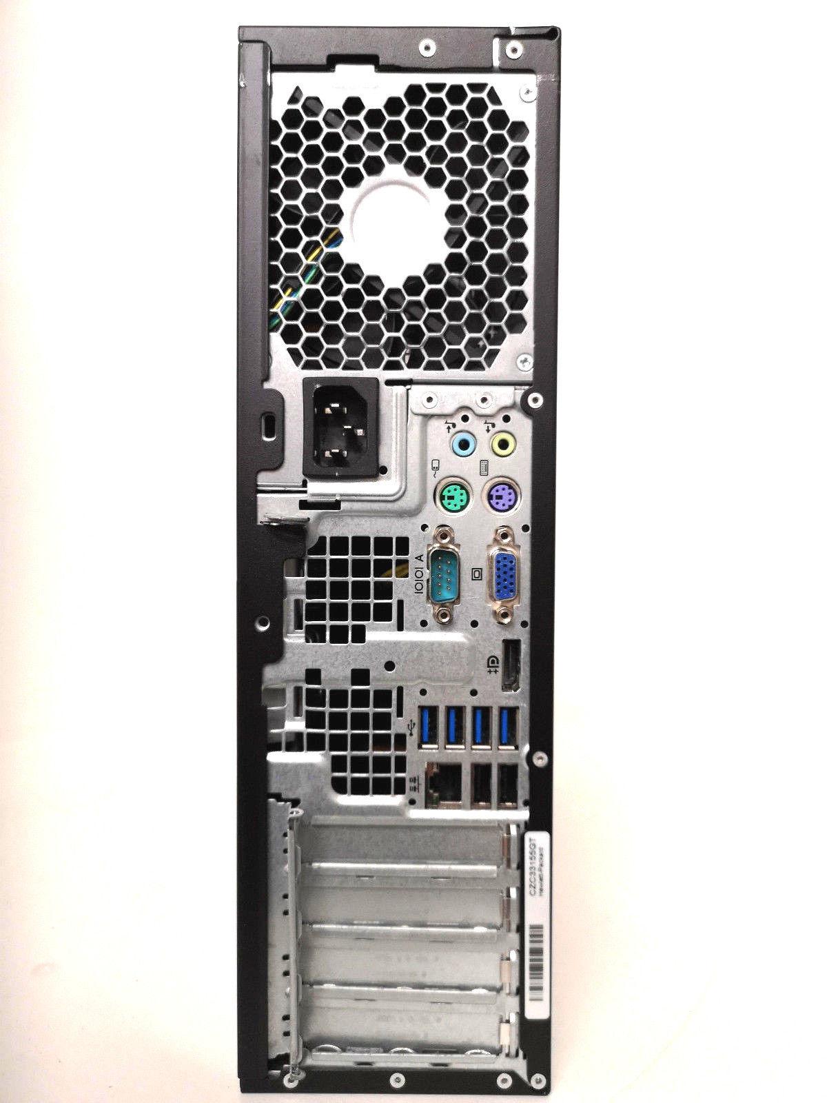 HP Compaq 6300 Pro SFF No 3