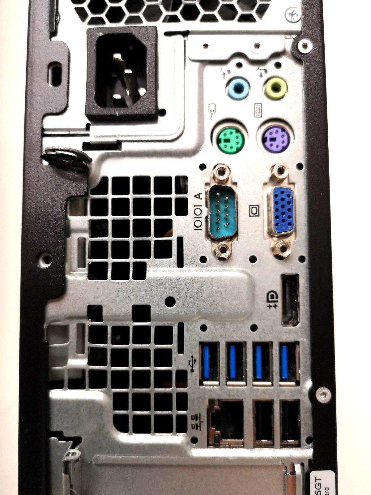 HP Compaq 6300 Pro SFF No 4