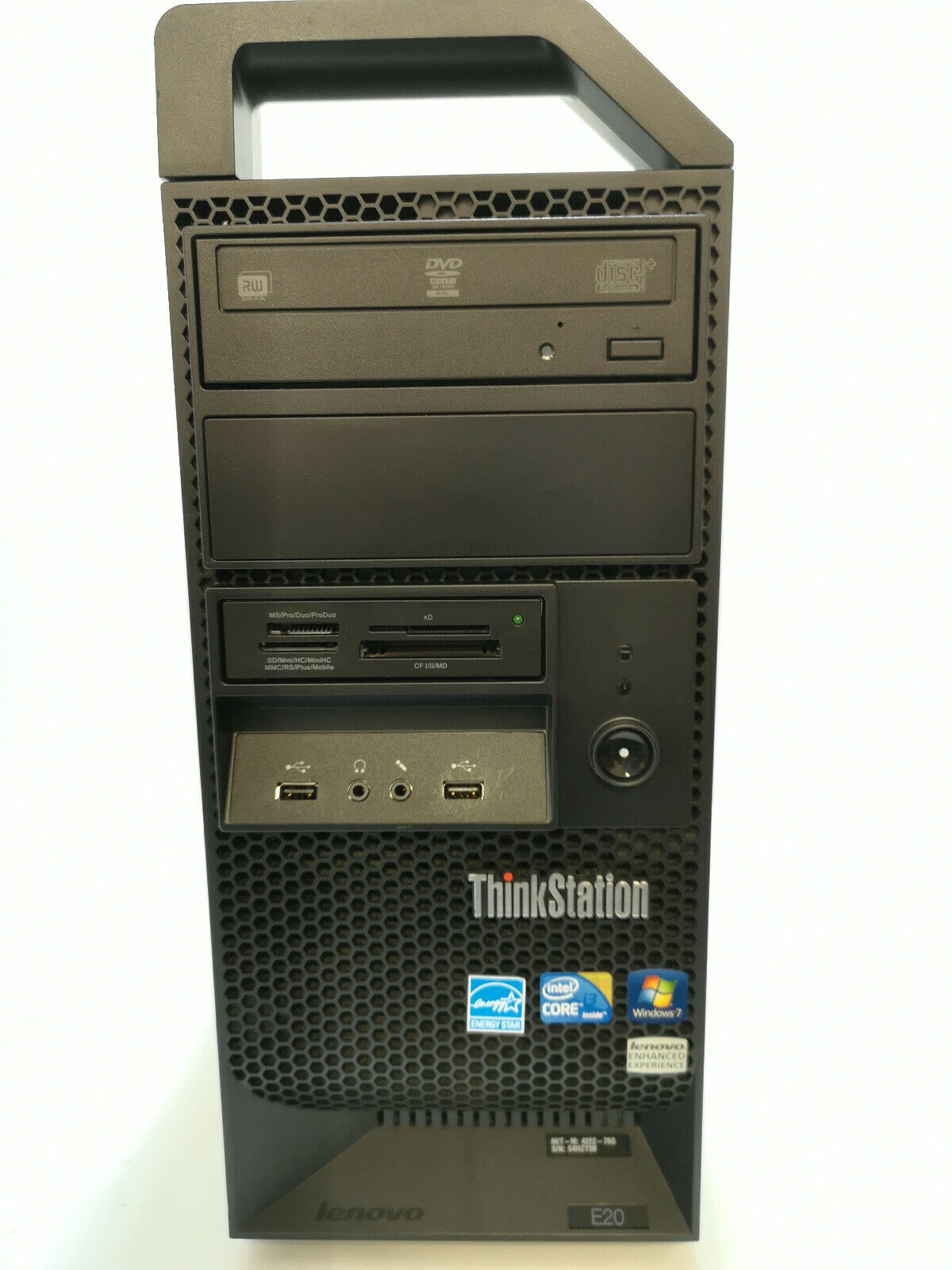 Lenovo ThinkStation E20 No 2