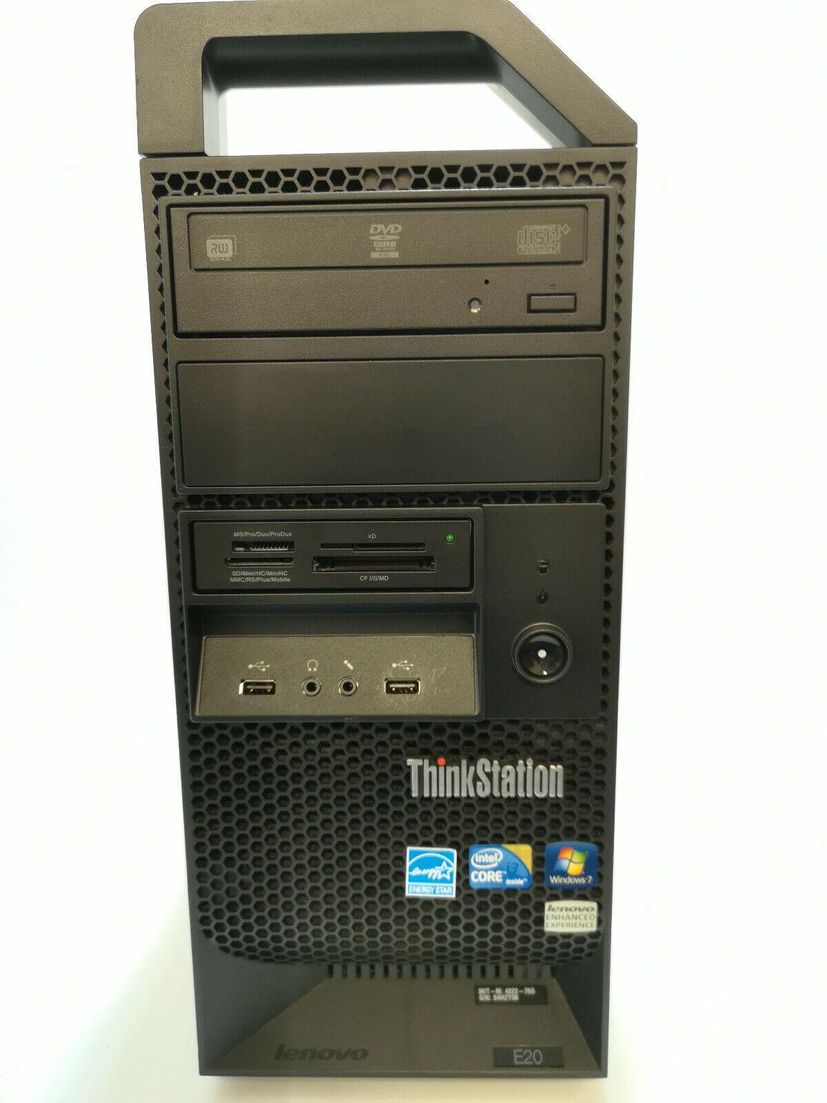 Lenovo ThinkStation E20 No 2