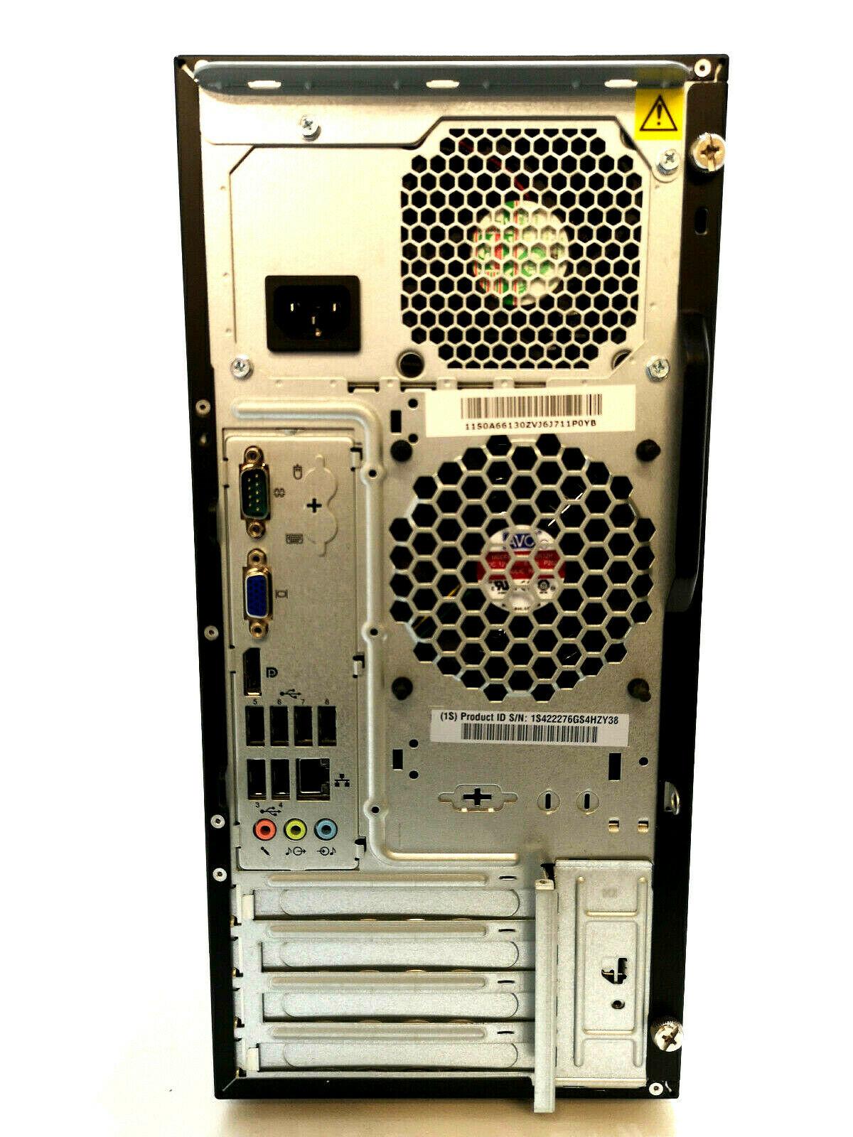 Lenovo ThinkStation E20 No 5