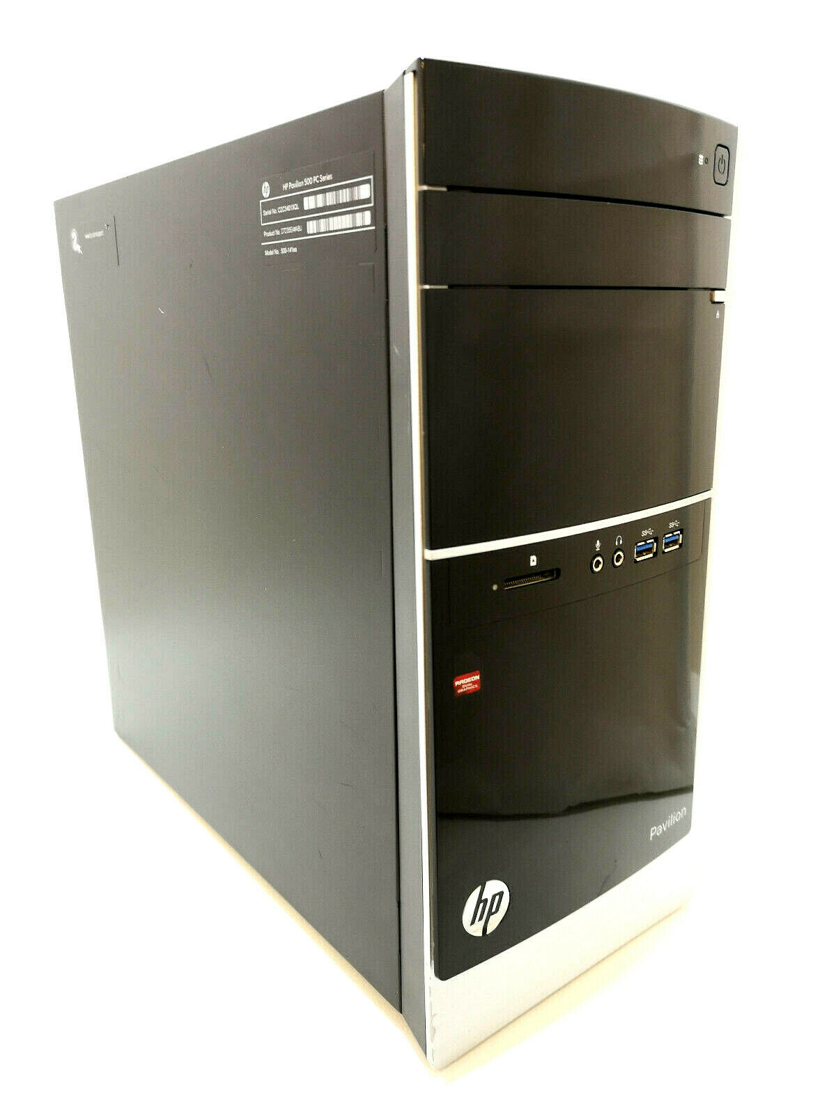 HP-Pavillion-500PC - 136918