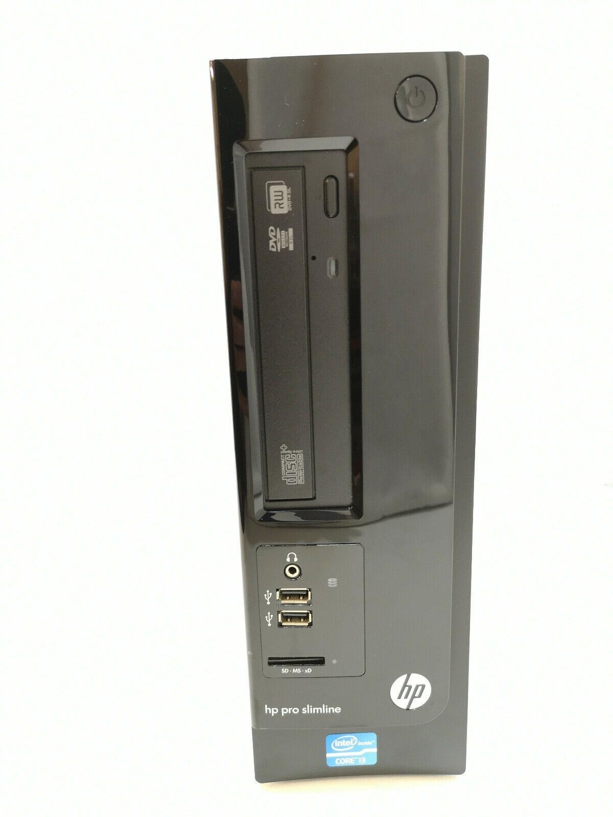 HP Pro Slimline 3300 SFF No 2