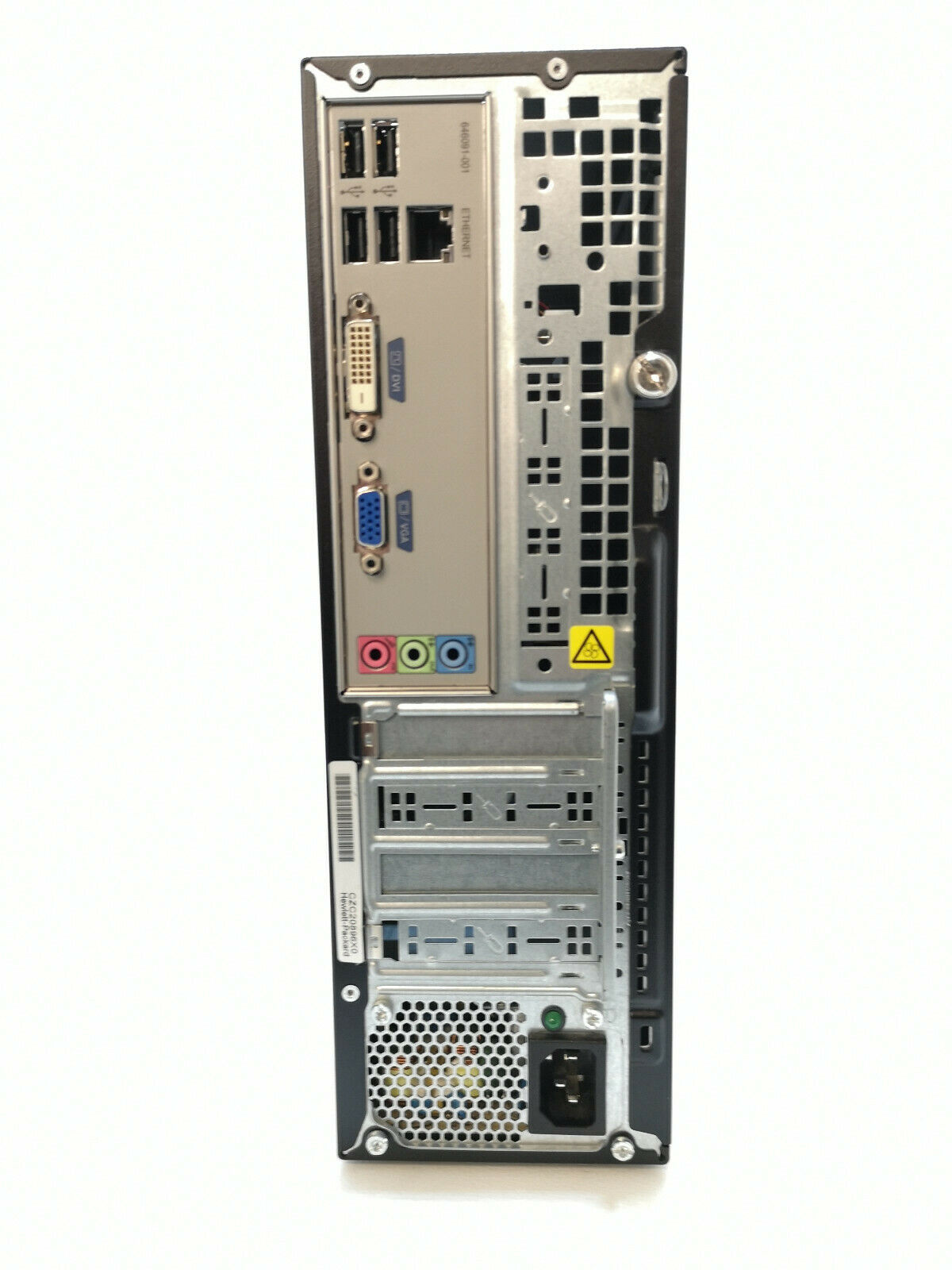 HP Pro Slimline 3300 SFF No 5