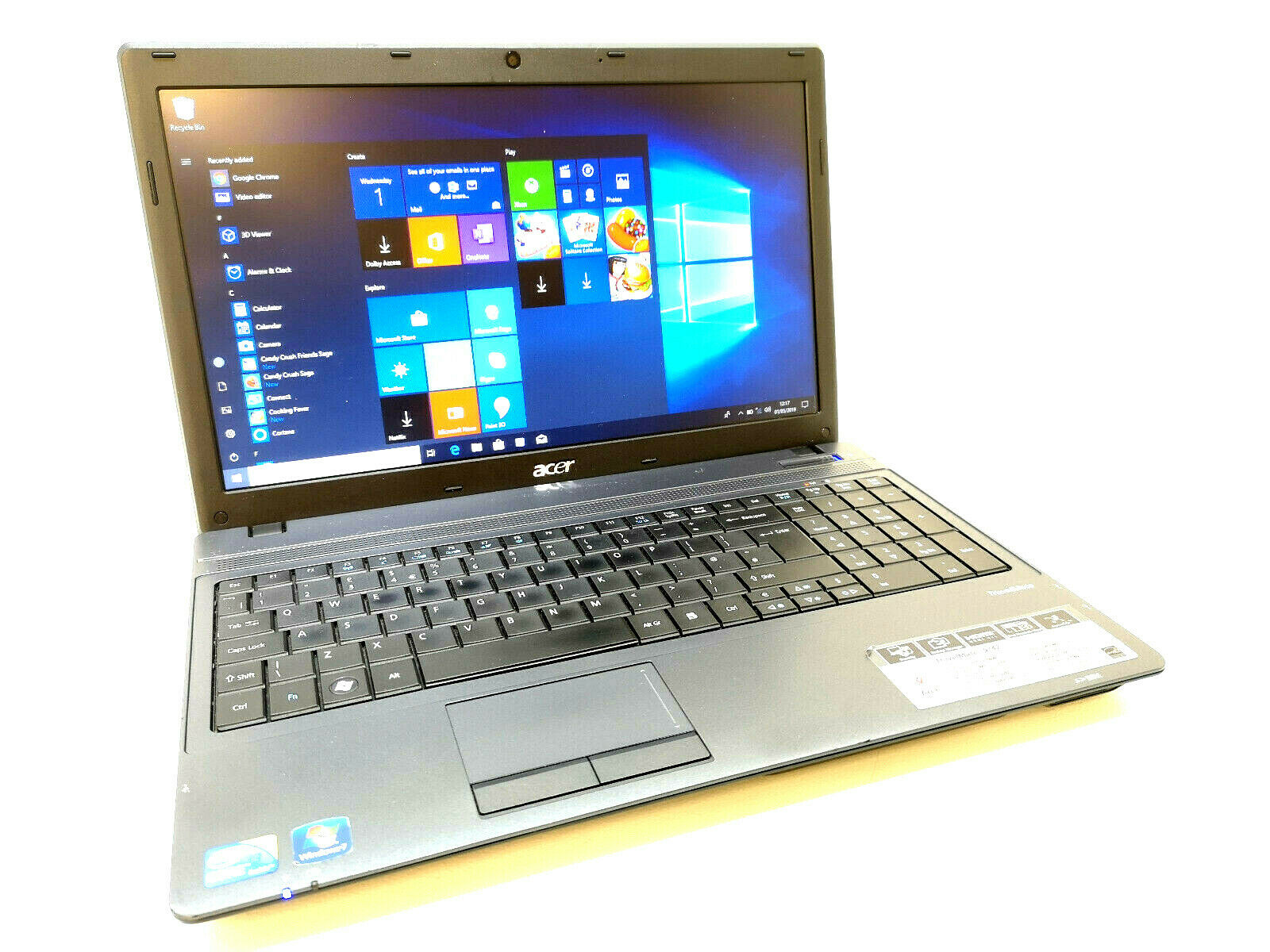 Acer Travelmate 5742 No 1