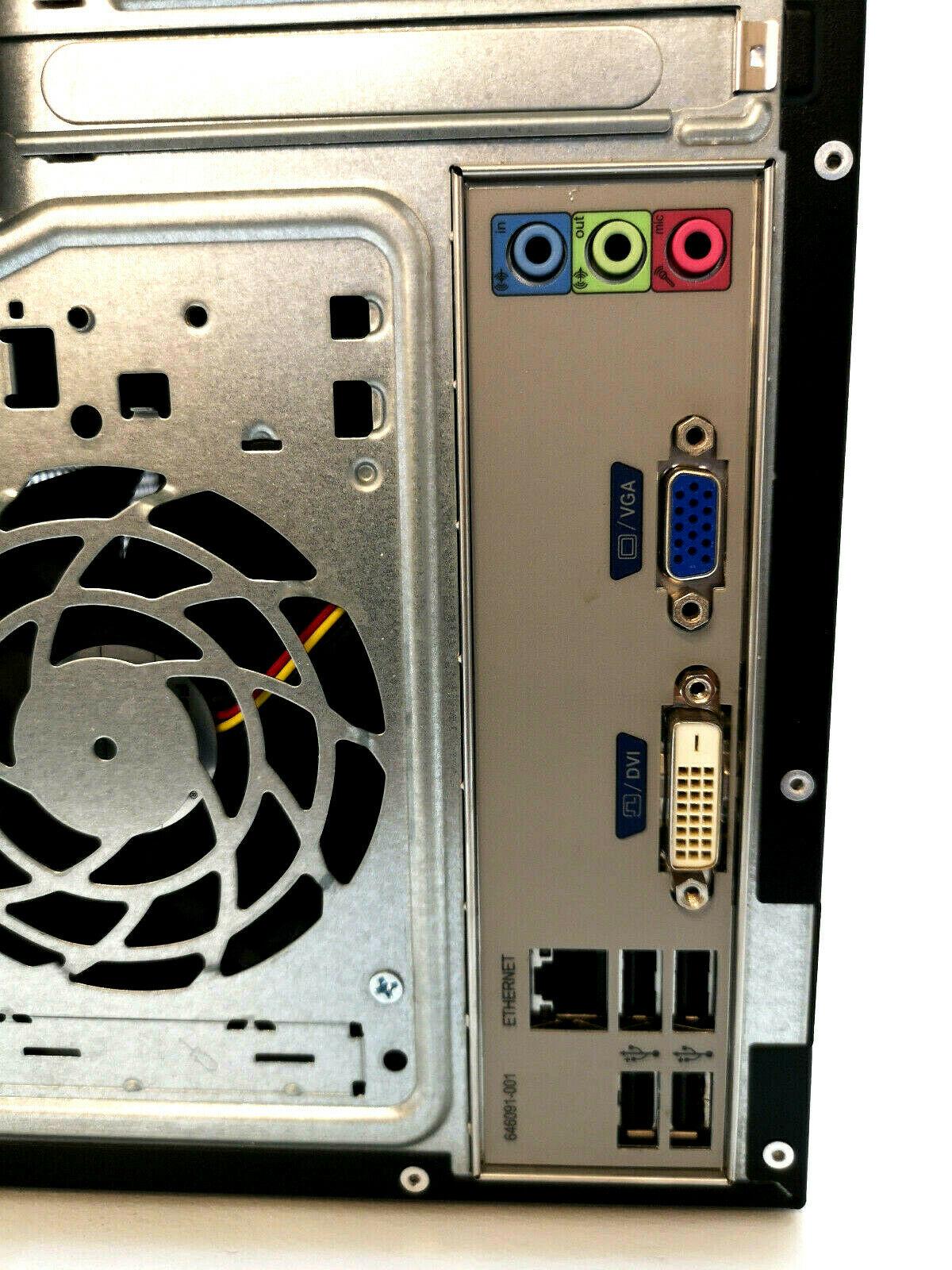 HP Pro 3500MT No 4