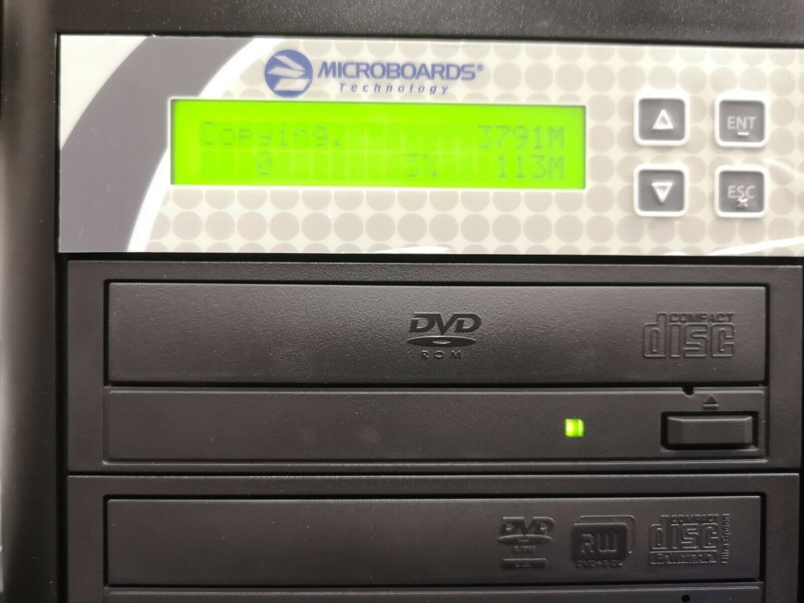 Microboards QD-DVD-03 No 2