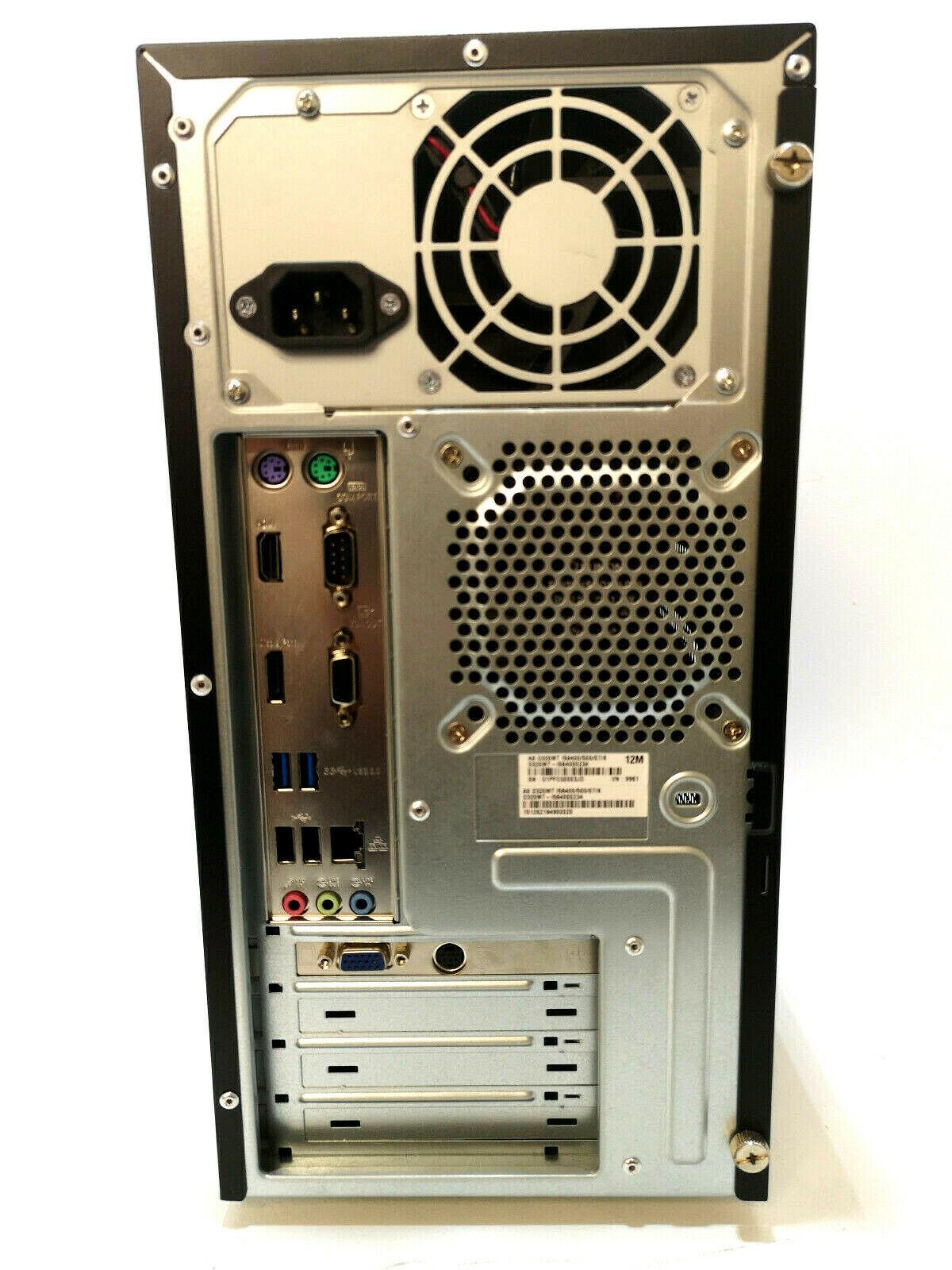 ASUS D320 MT No 4