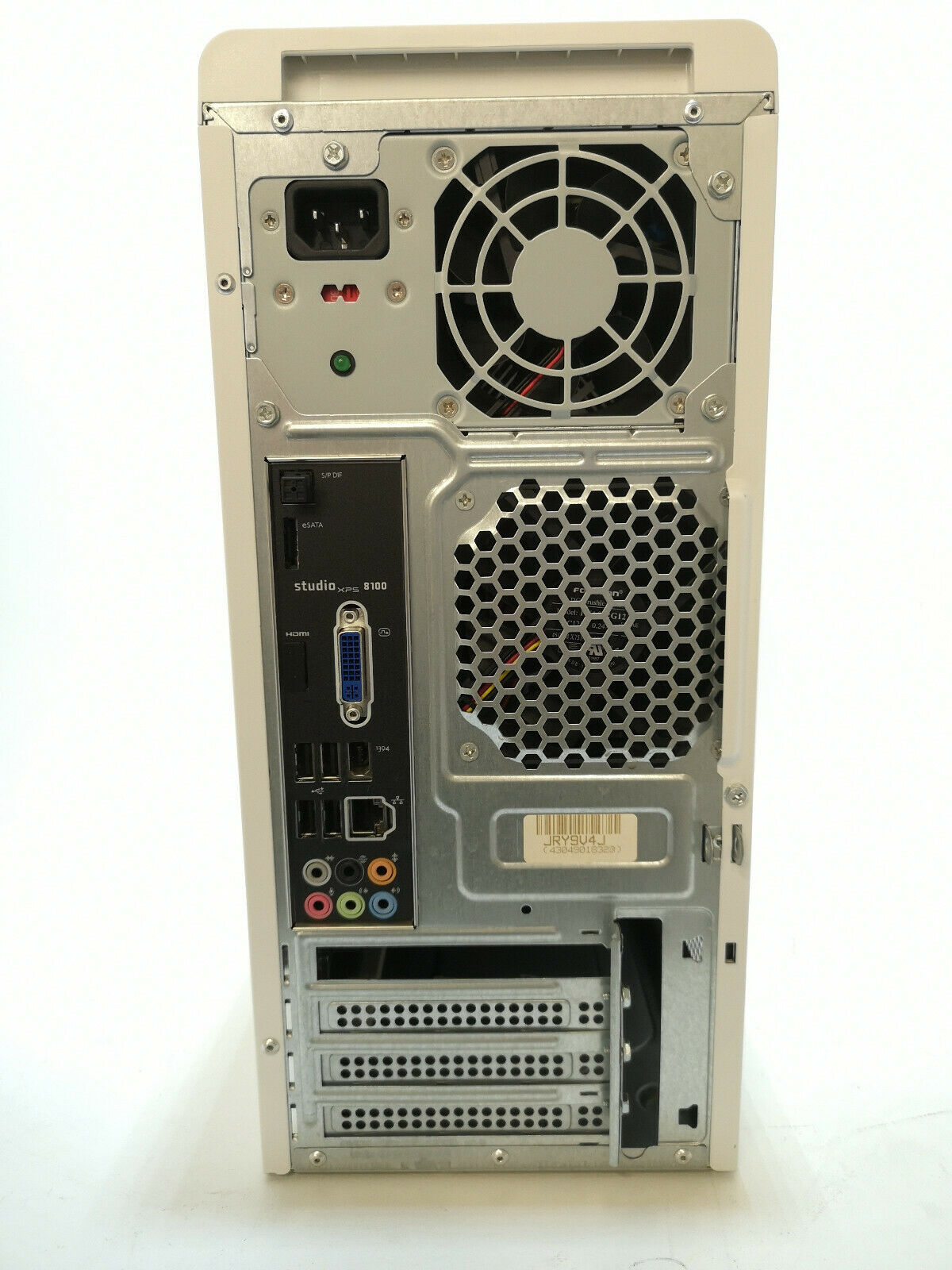 Dell XPS 8100 No 3