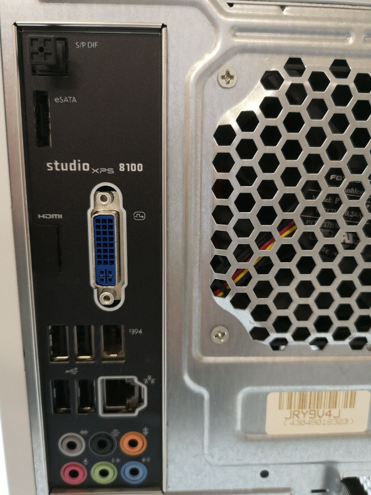 Dell XPS 8100 No 4