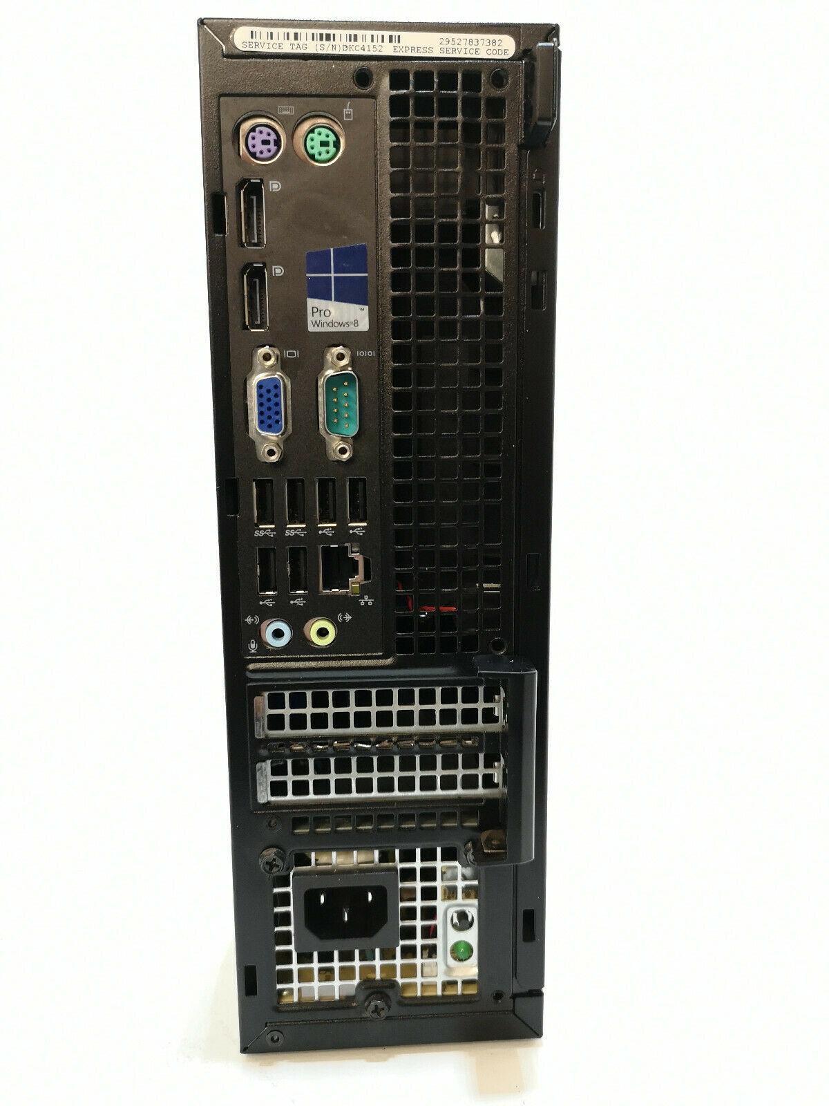 Dell Optiplex 9020 SFF No 5