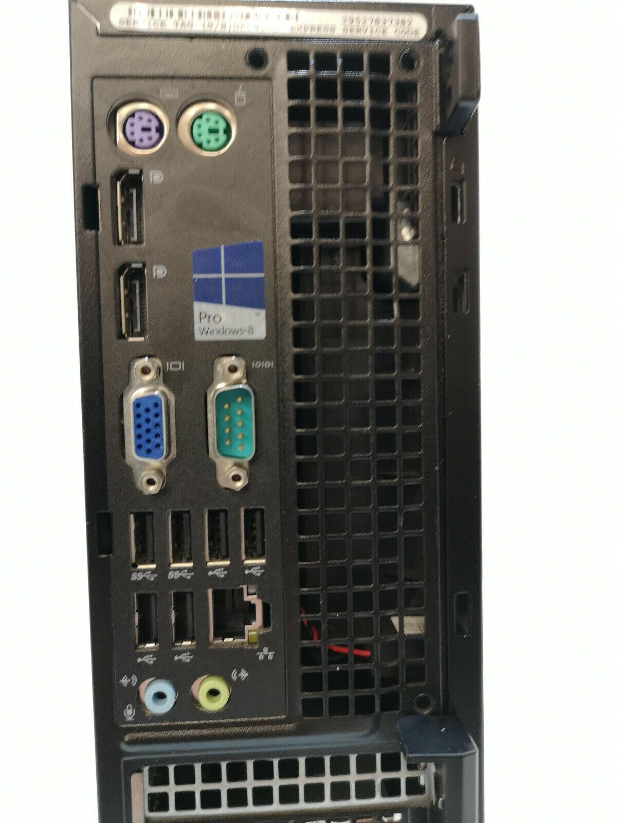 Dell Optiplex 9020 SFF No 6