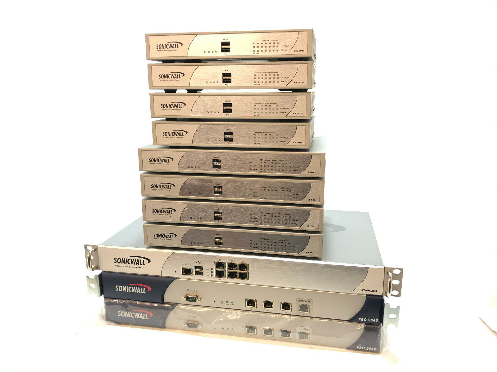 2-x-Sonicwall-Pro-2040 - 142476