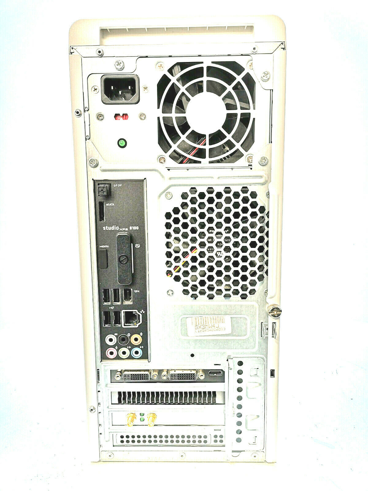 Dell Studio XPS No 3