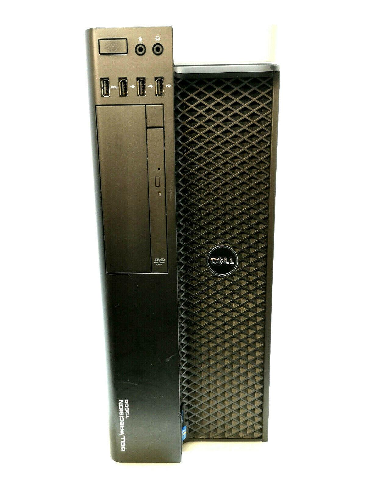 Dell Precision T3600 No 2