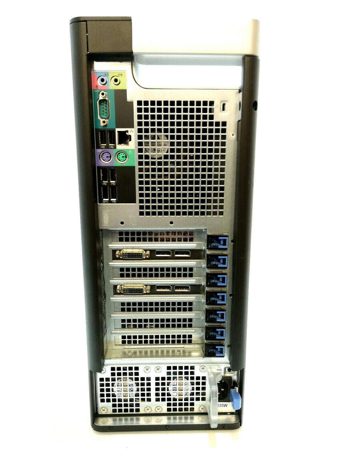 Dell Precision T3600 No 4