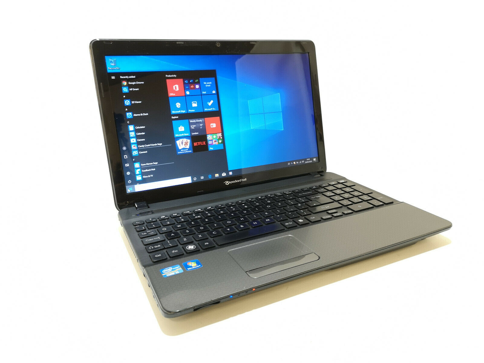 Packard Bell P5W50 - Laptop PC