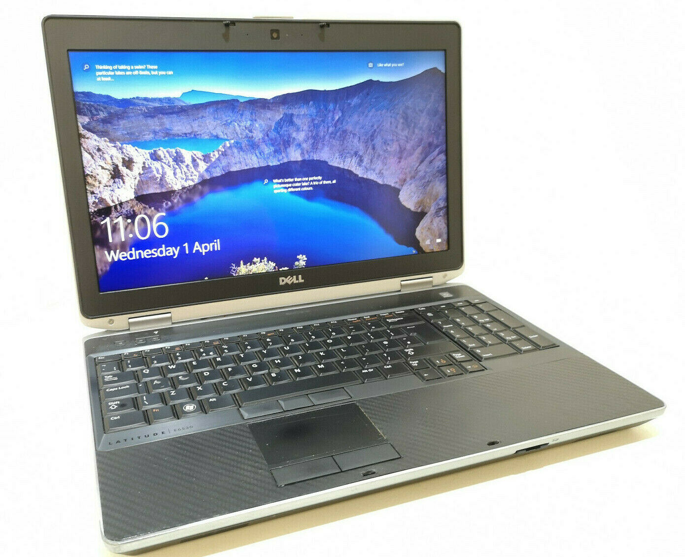 Dell Latitude E6530 No 6