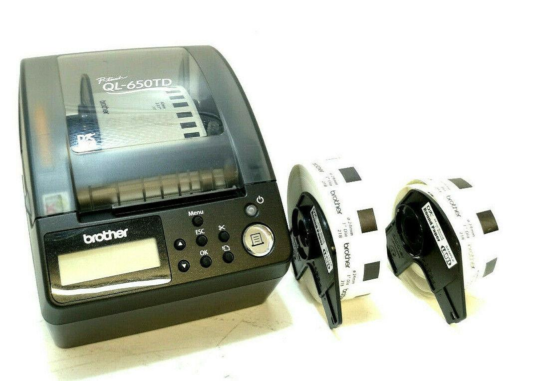 Brother-QL-650TD