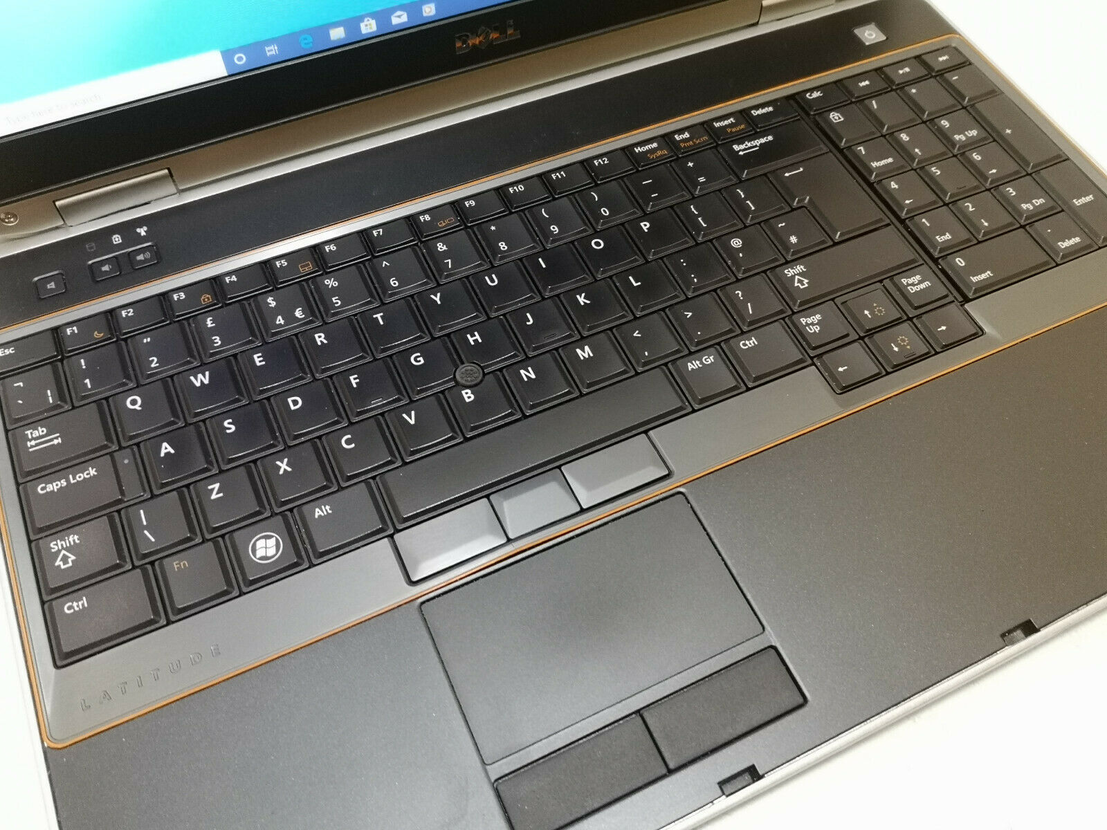 Dell Latitude E6520 No 2