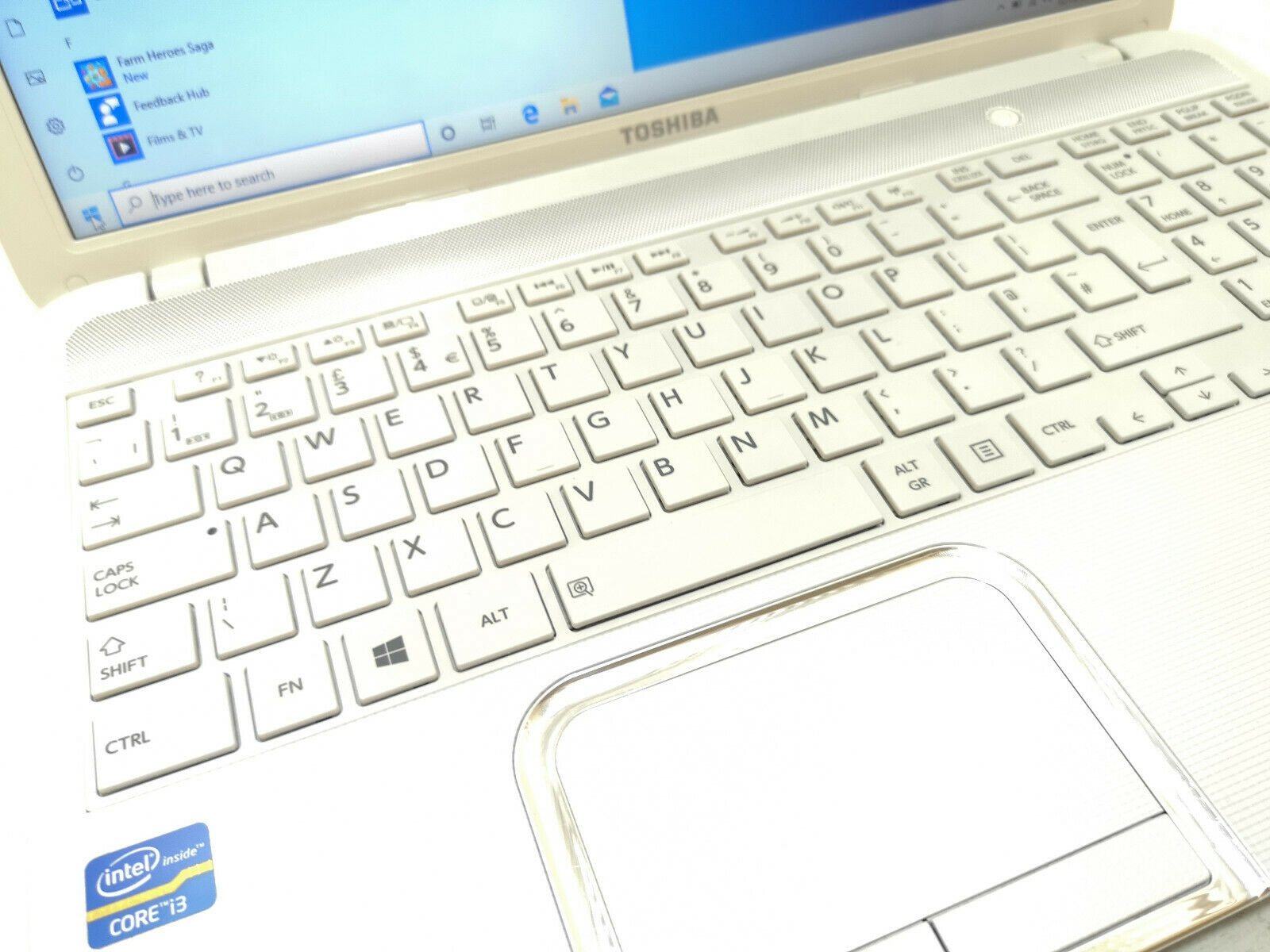 Toshiba Satellite L850 No 2
