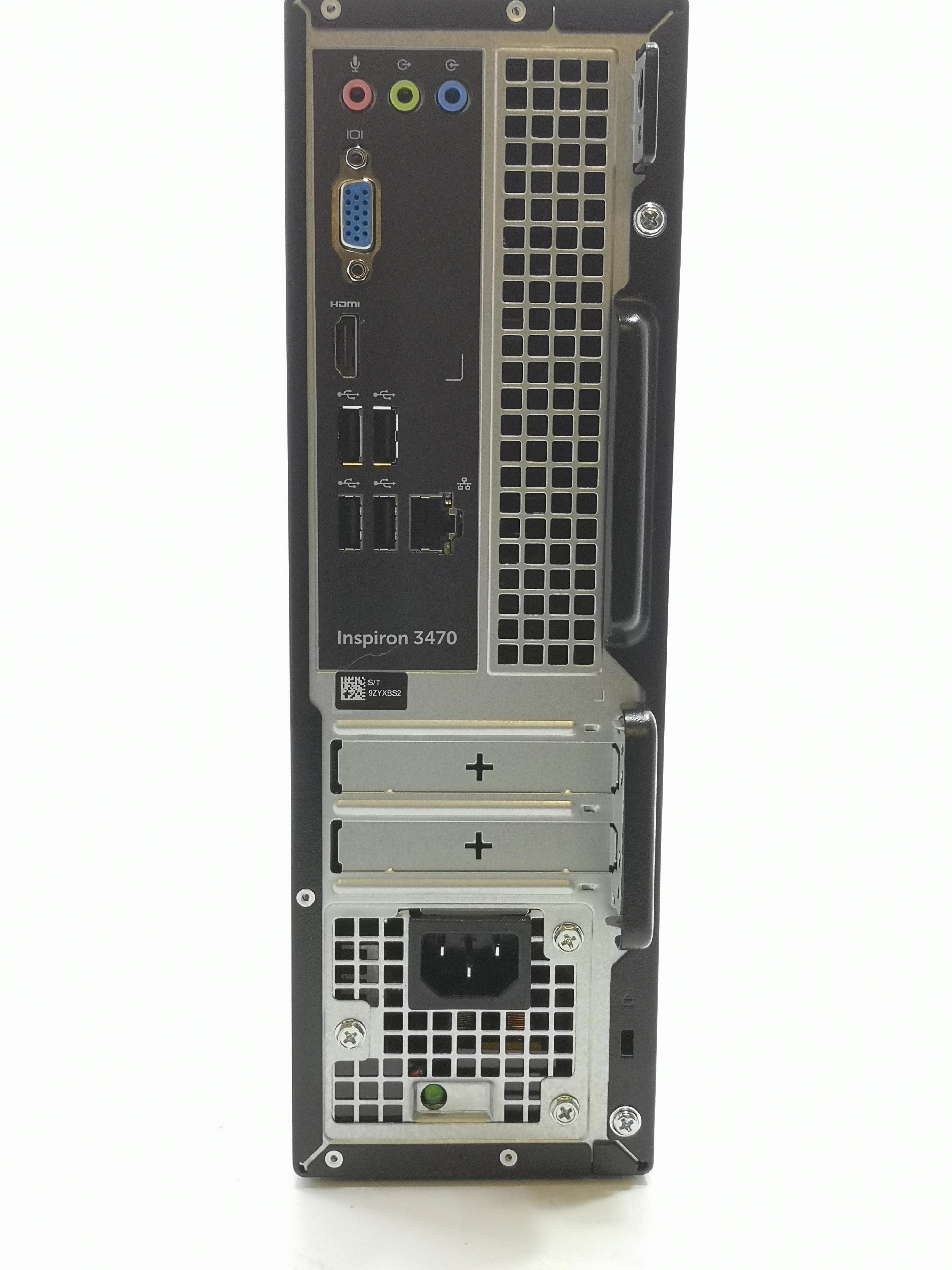 Dell Inspiron 3470 SFF No 4