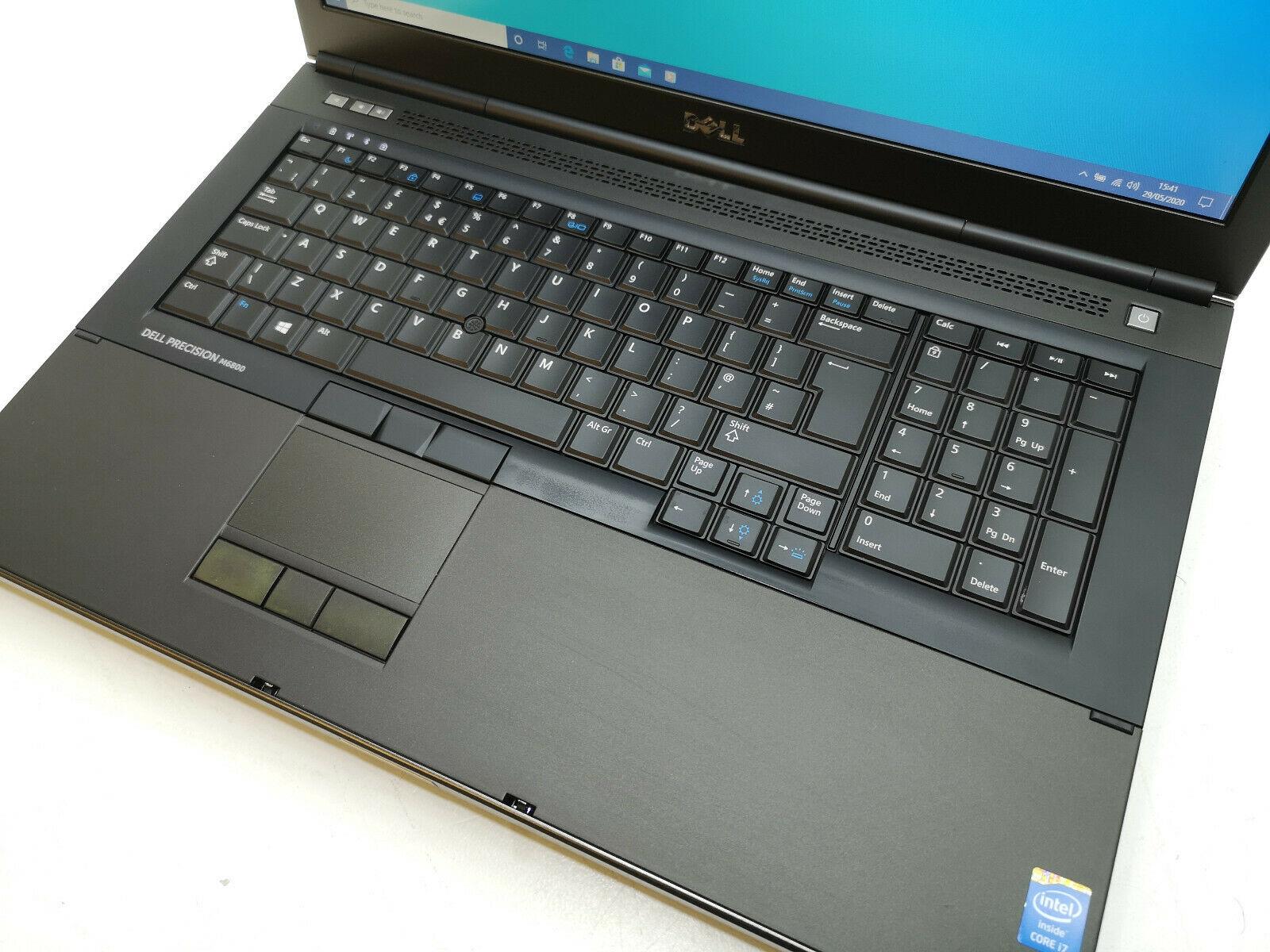 Dell Precision M6800 No 2