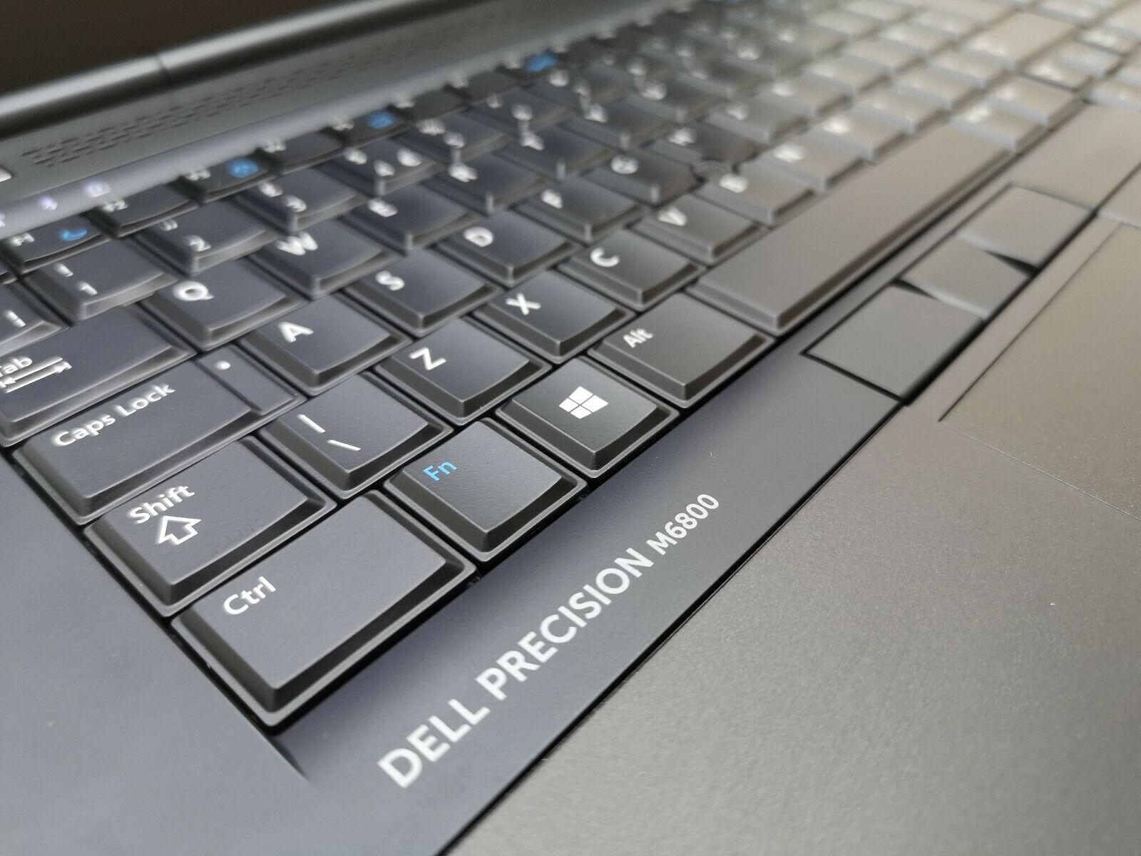 Dell Precision M6800 No 3