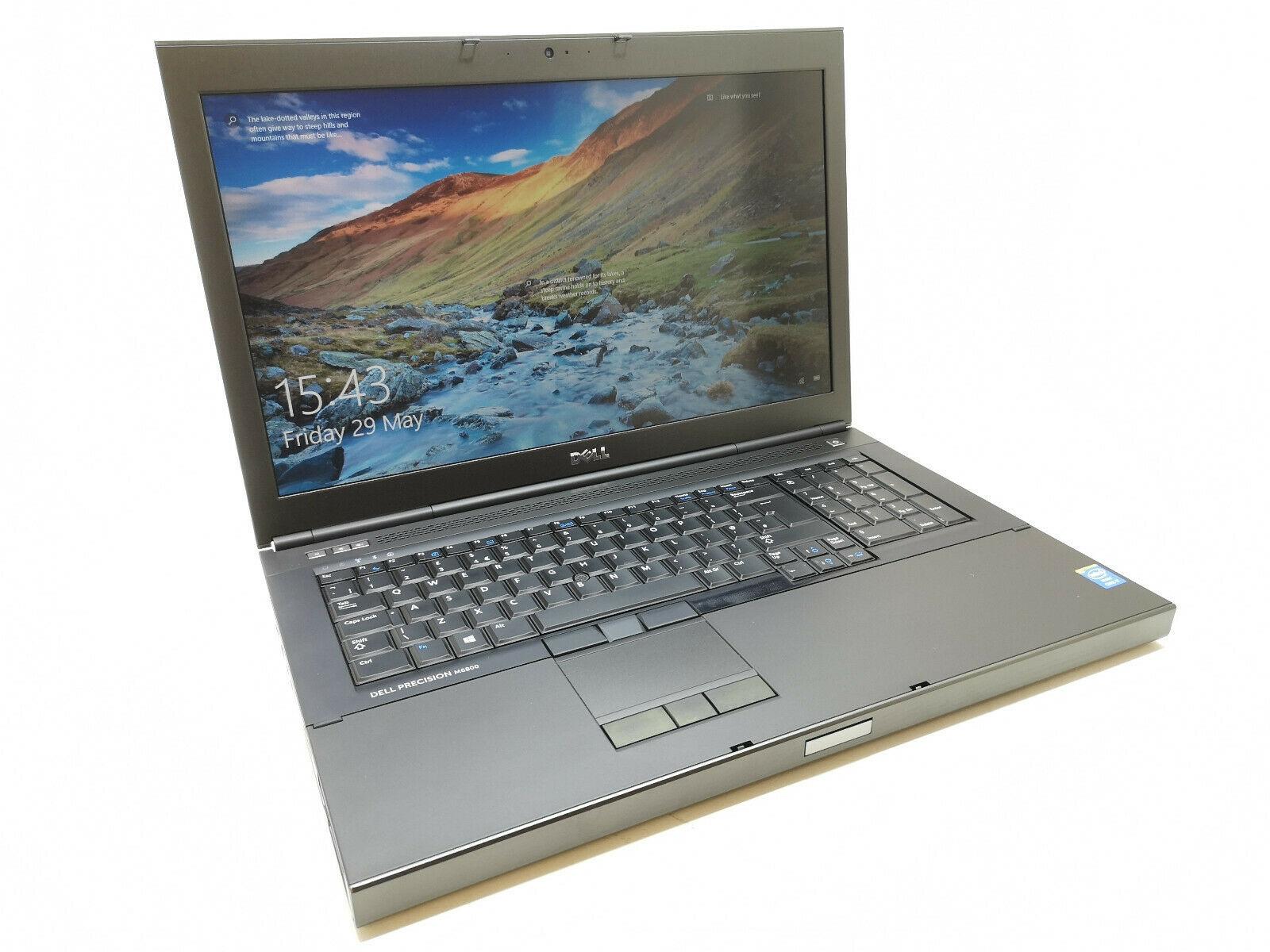 Dell Precision M6800 No 6